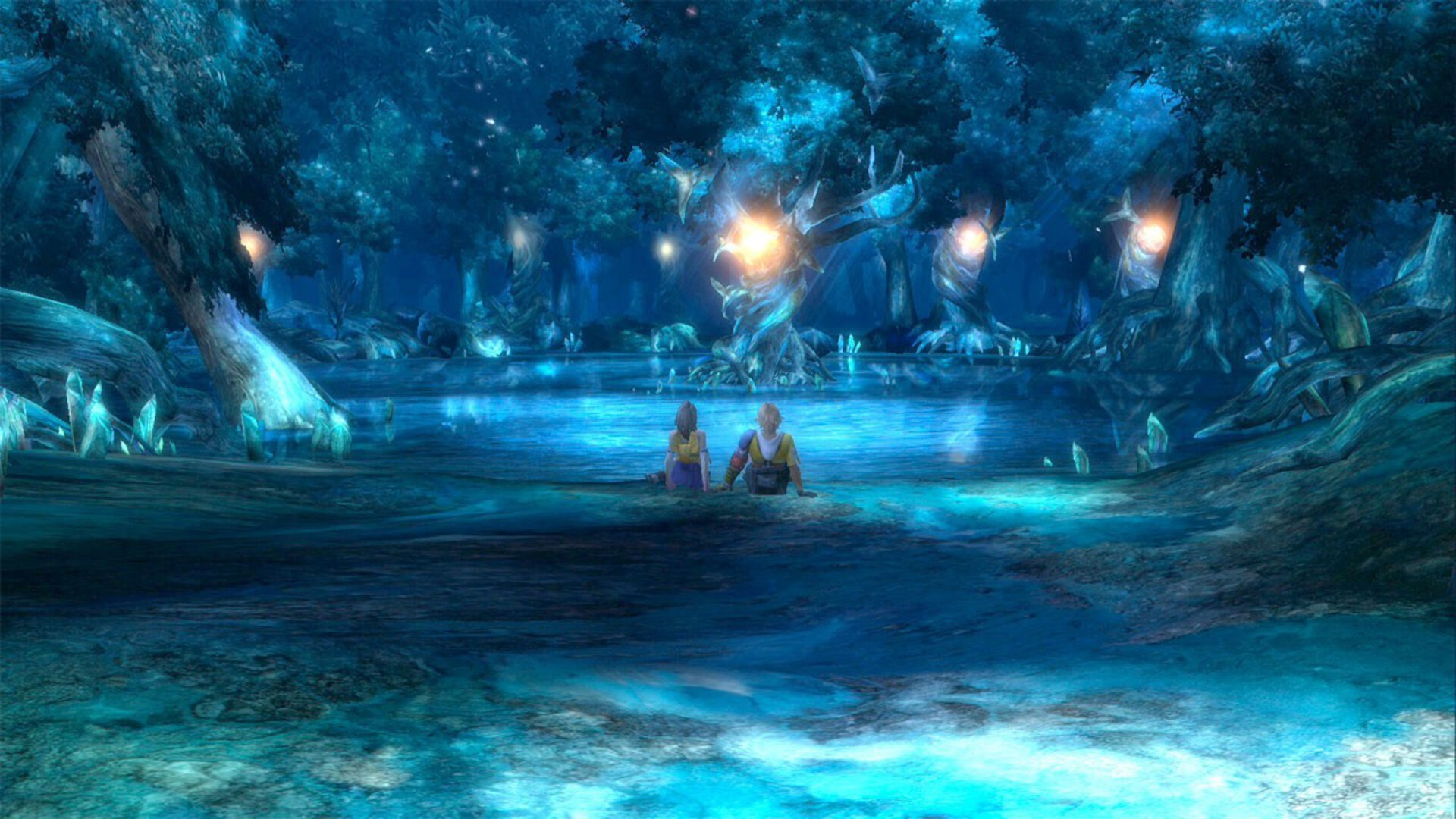 Final Fantasy X Wallpaper 1920x1080 Posted By Samantha Simpson