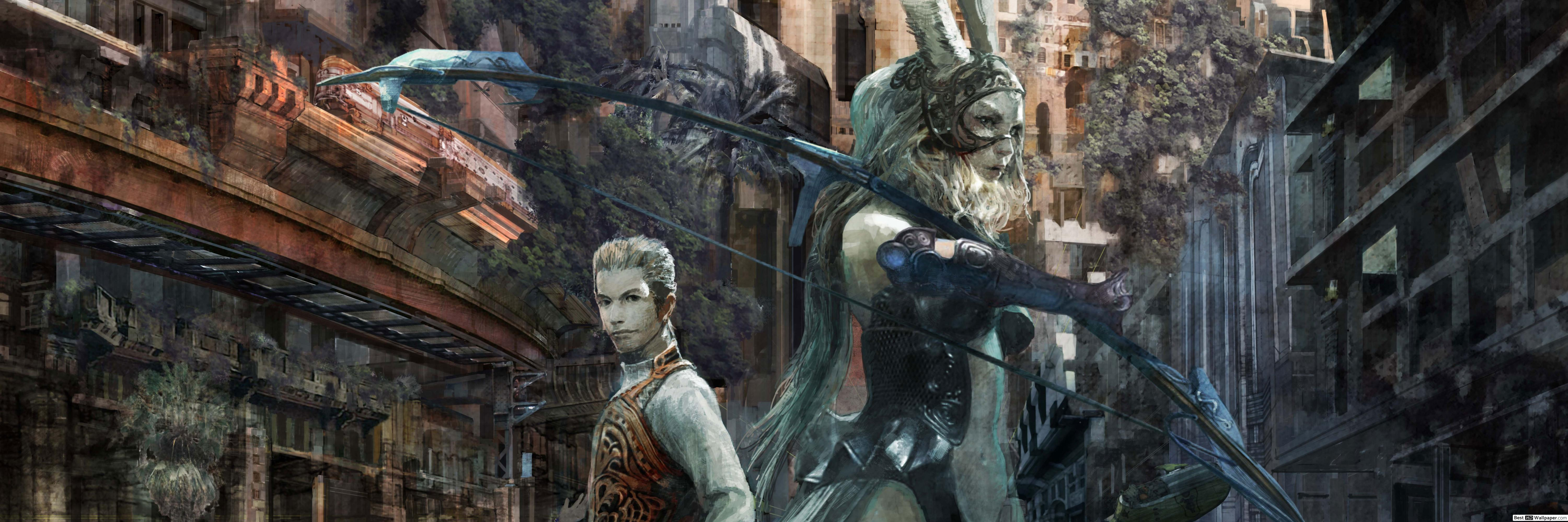 Final Fantasy Xii The Zodiac Age Wallpapers Posted By Ryan Tremblay