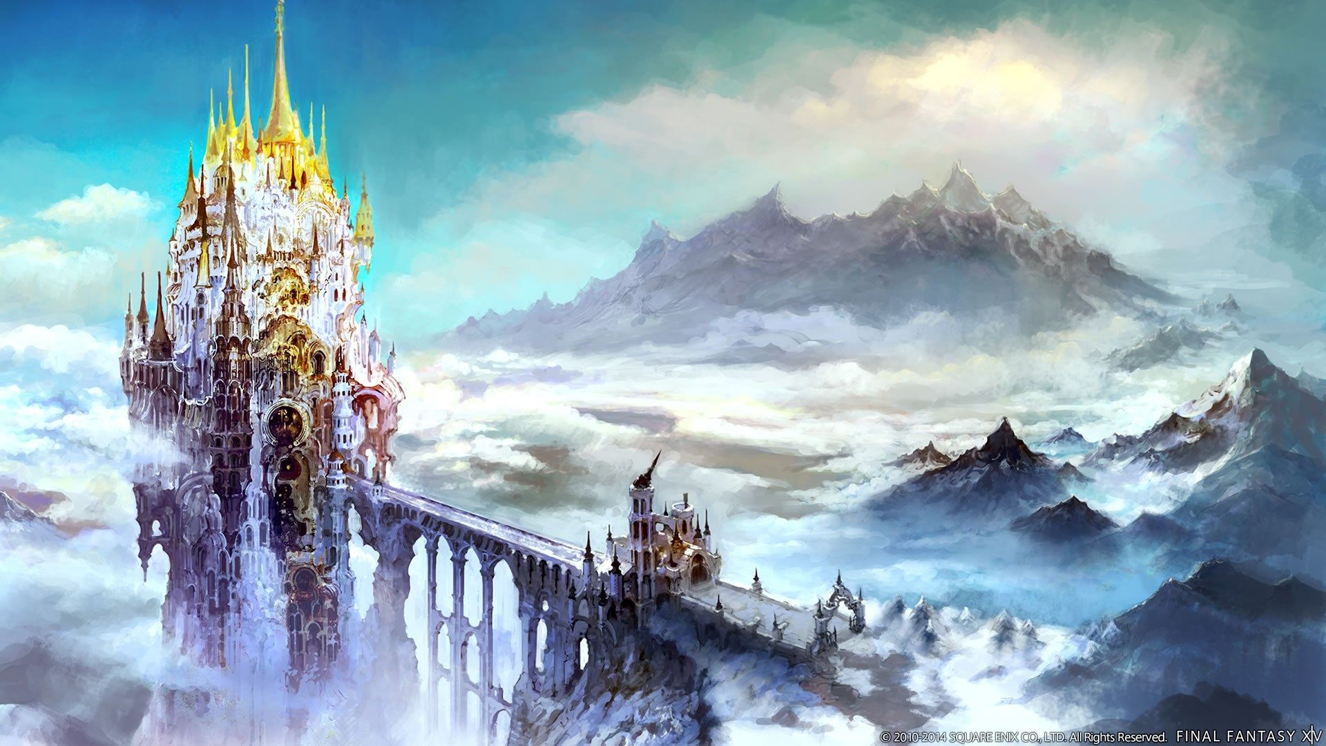 Final Fantasy Xiv Backgrounds Posted By Sarah Thompson