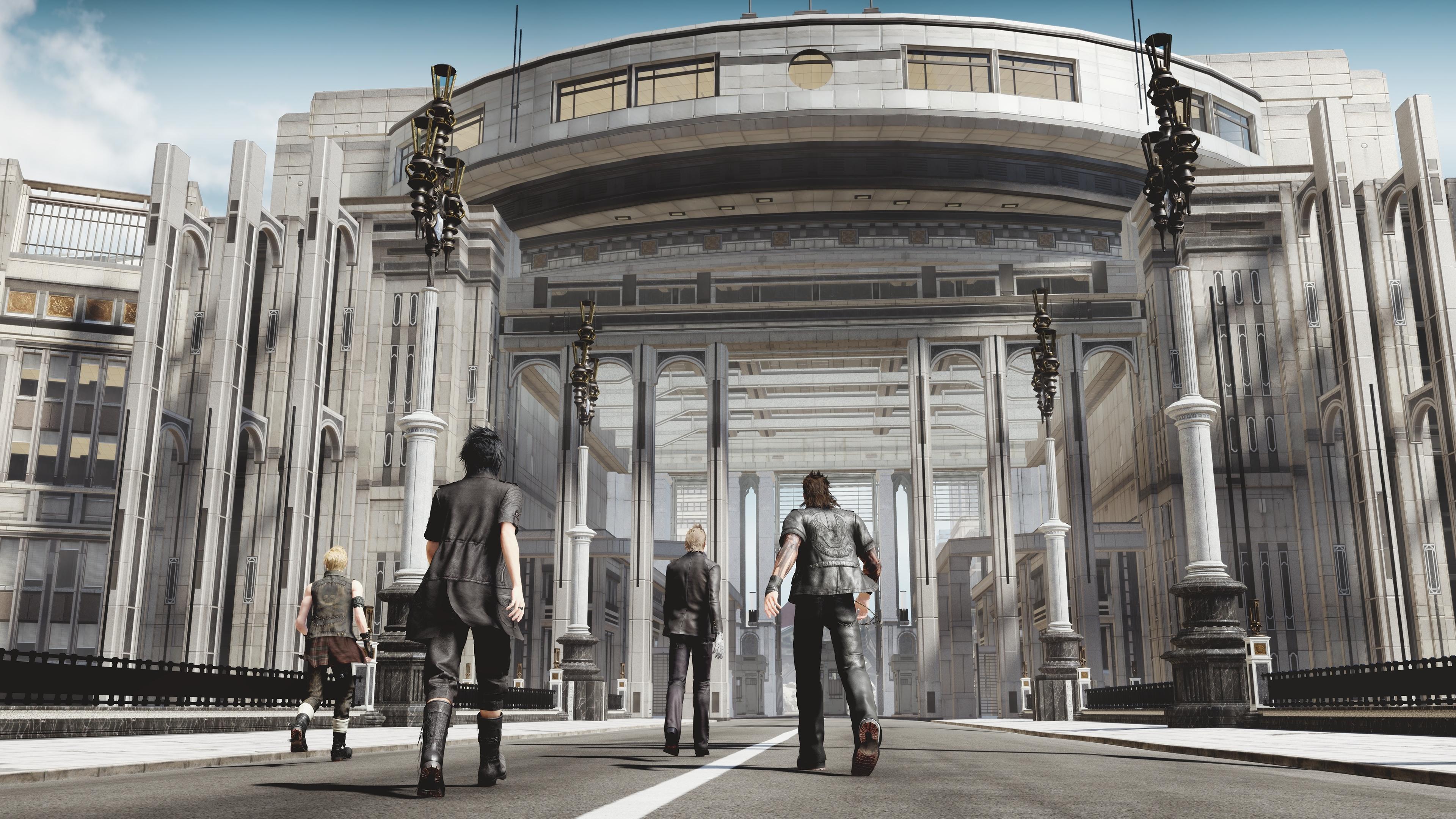 Final Fantasy Xv Wallpaper