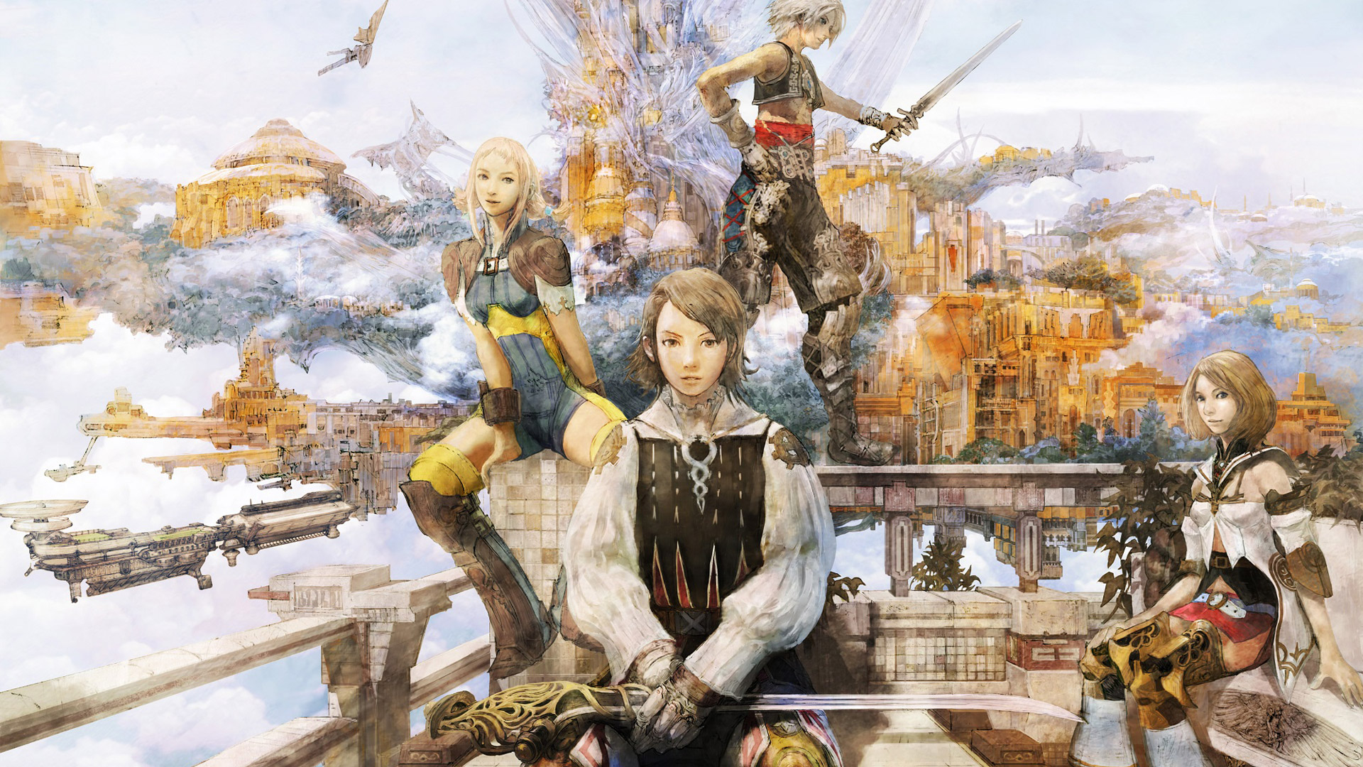 Final Fantasy Zodiac Age Wallpaper Posted By Ethan Thompson