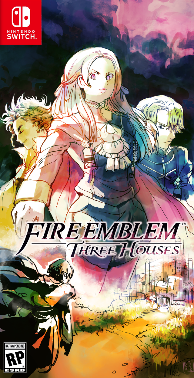 Fire Emblem Three Houses Wallpapers Posted By Christopher Mercado