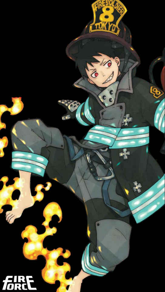 Fire Force Wallpapers Posted By John Anderson We have a massive amount of hd images that will make your computer or smartphone look. fire force wallpapers posted by john
