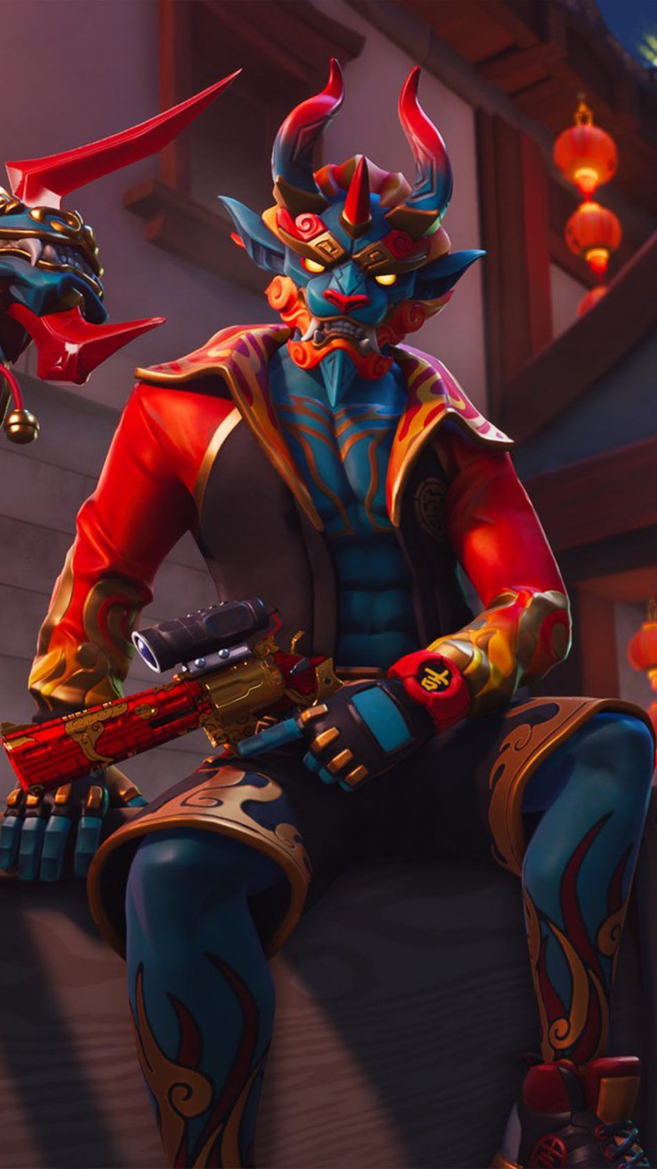 Firewalker Fortnite Wallpapers Posted By Michelle Johnson
