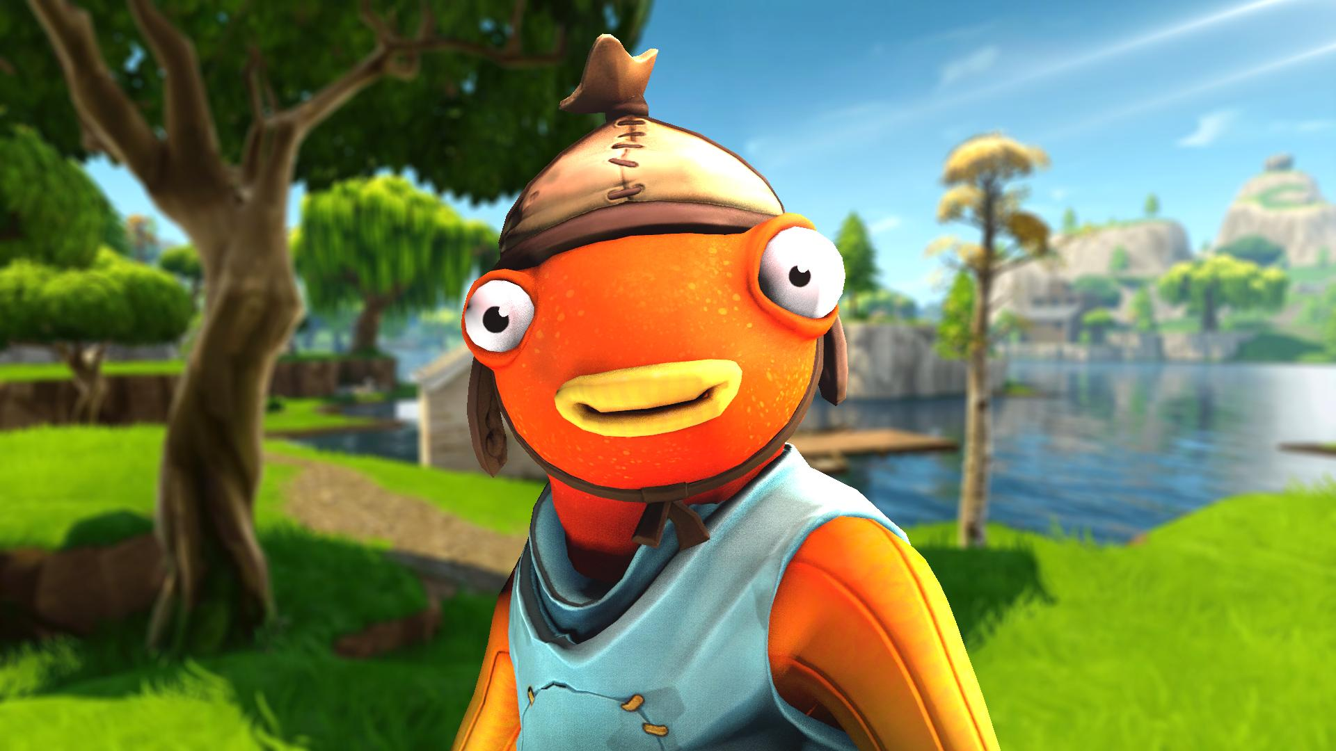 Fishstick Fortnite Wallpapers Posted By Ryan Thompson