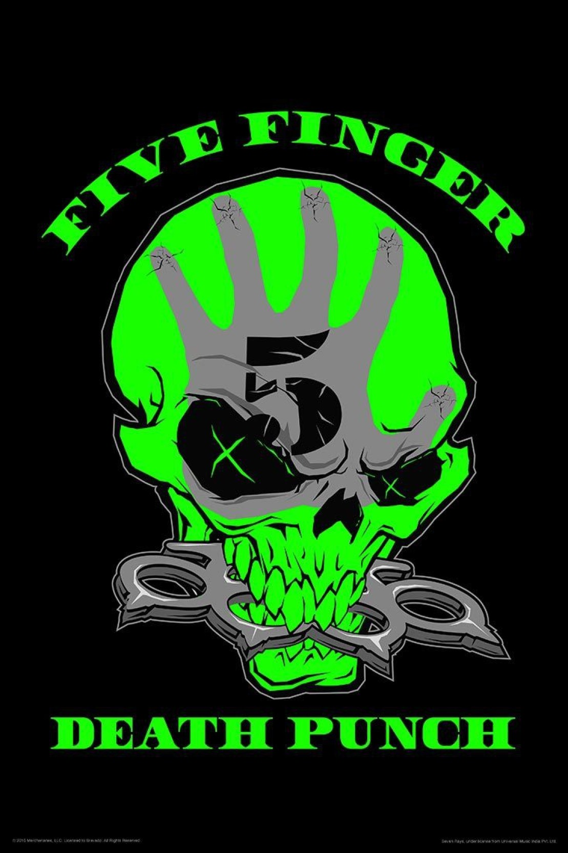 Five Finger Death Punch Iphone Wallpaper Posted By Zoey Simpson