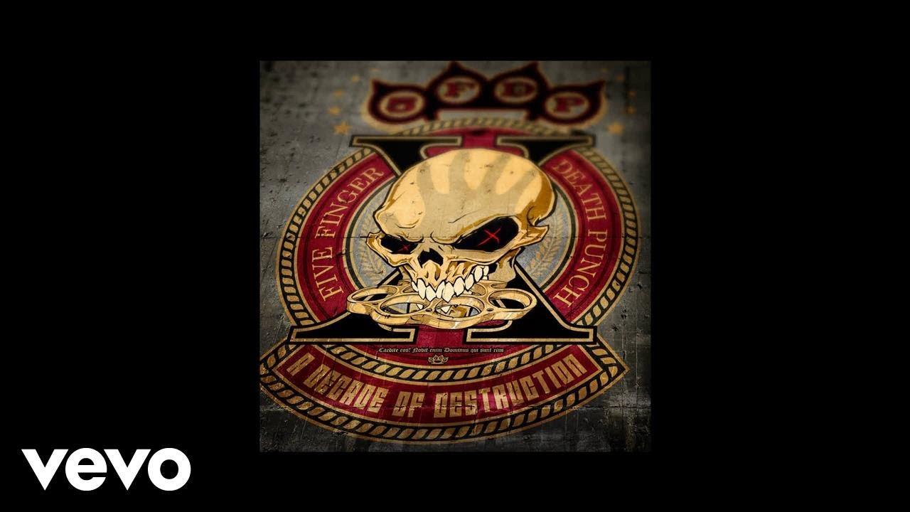 Top Ten Five Finger Death Punch Logo Wallpaper