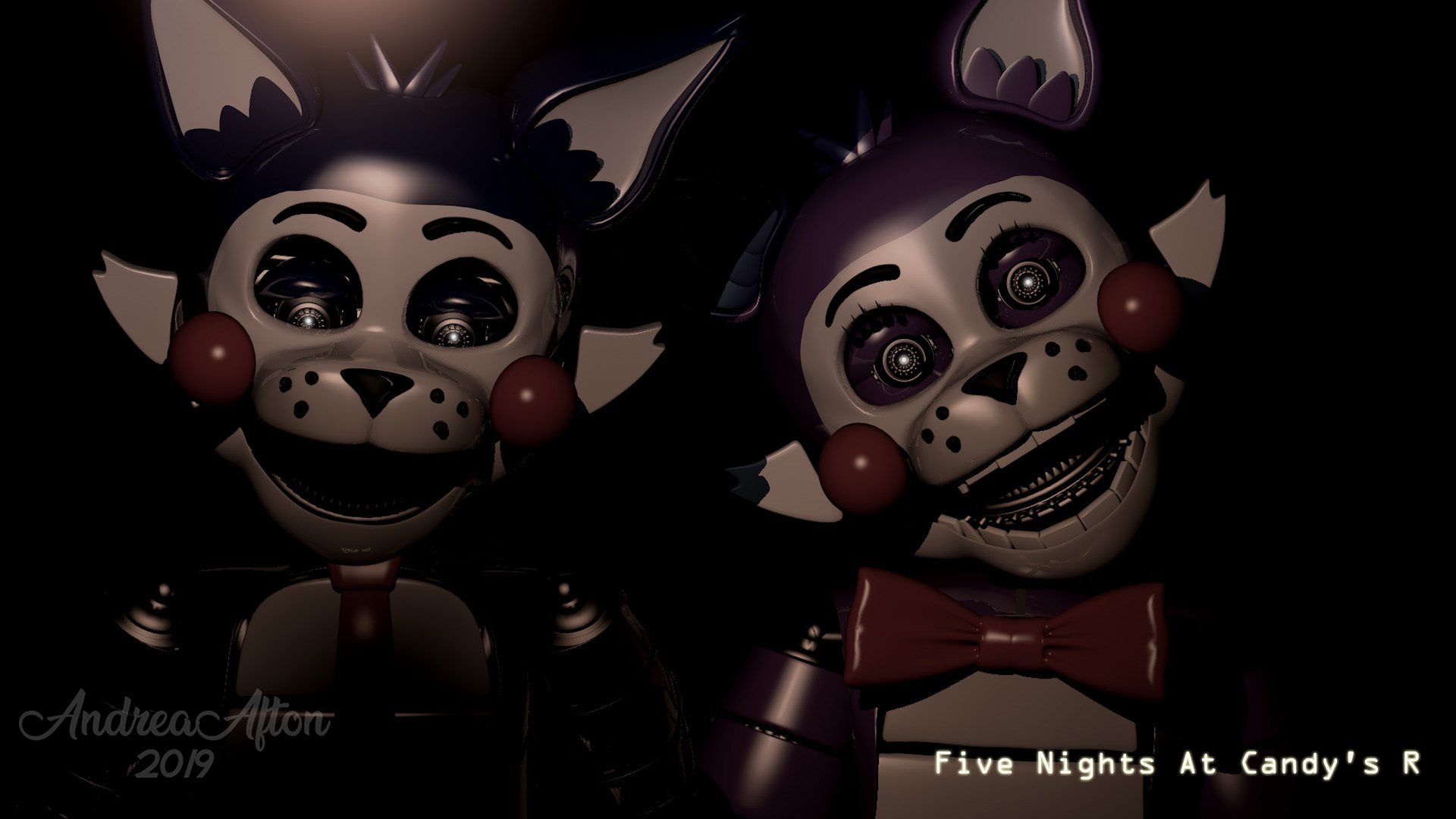 Five Nights At Candys Wallpapers Posted By Samantha Anderson
