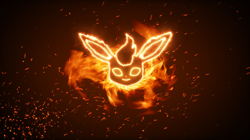 Flareon Wallpaper Posted By Zoey Simpson