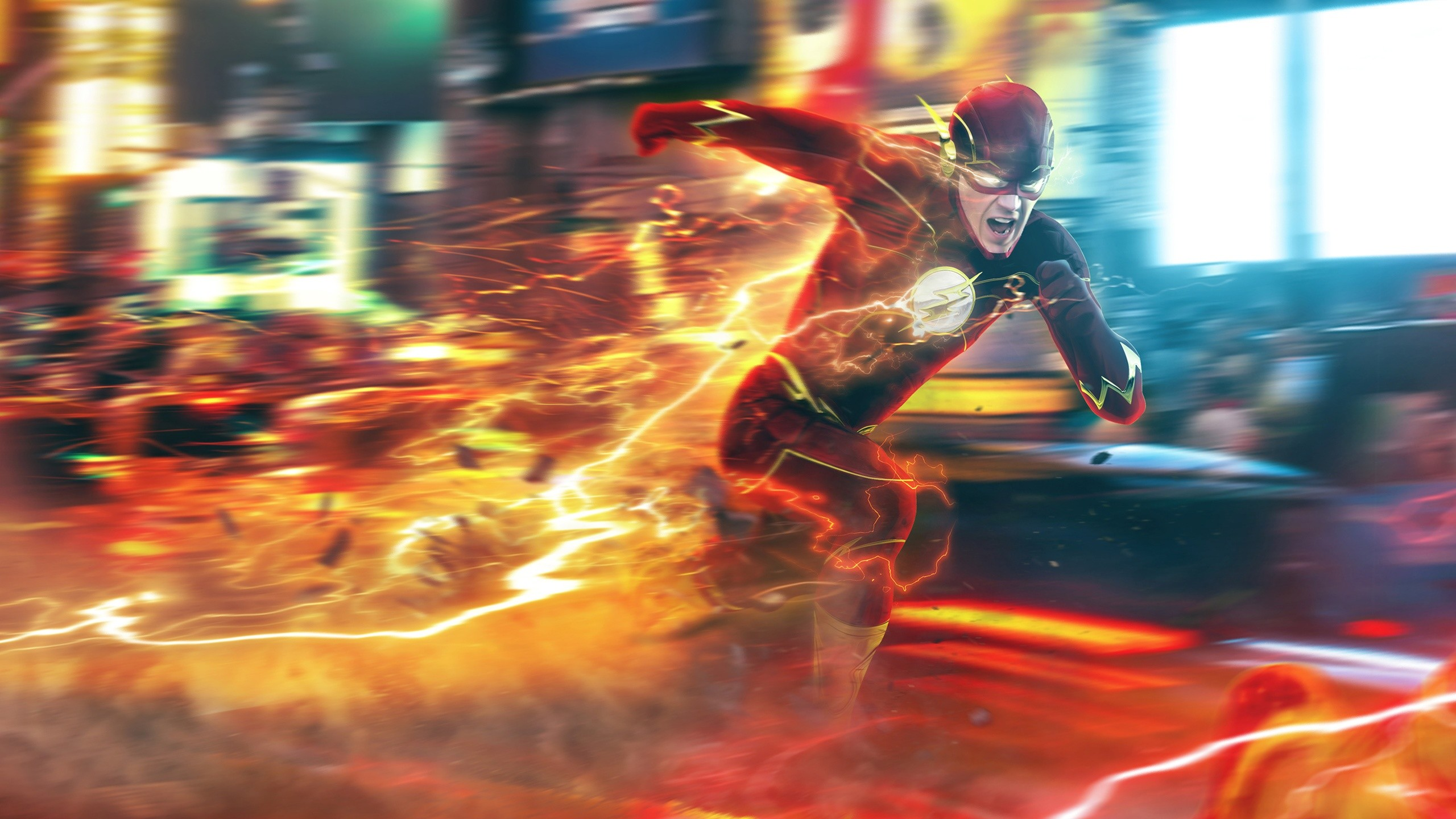 Flash Vs Zoom Wallpaper Posted By Sarah Mercado