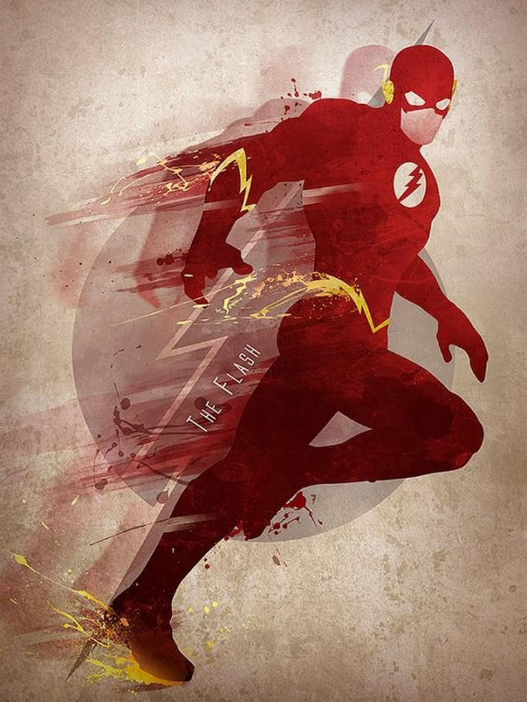 Flash Wallpaper For Android