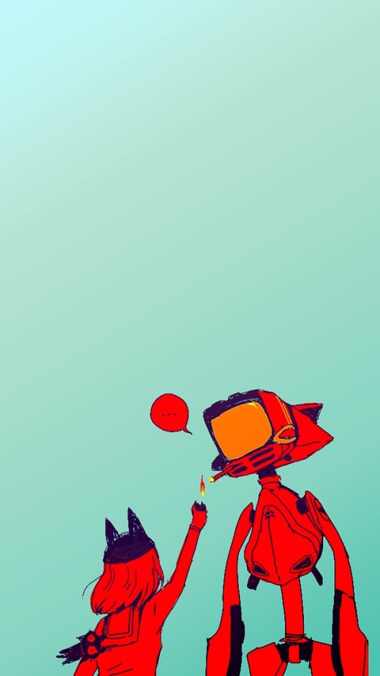 Flcl Phone Wallpaper Posted By John Anderson