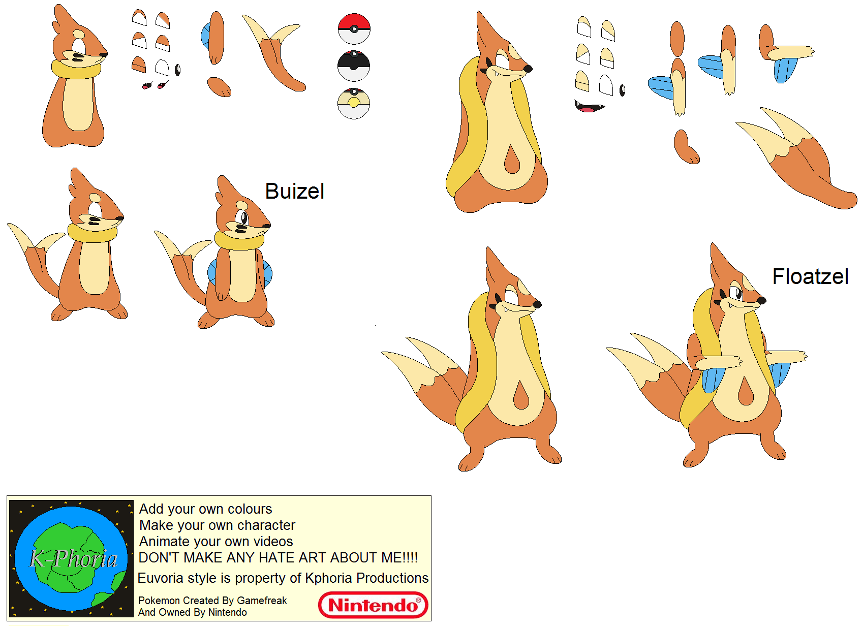 Floatzel Evolution Chart Posted By Ryan Thompson