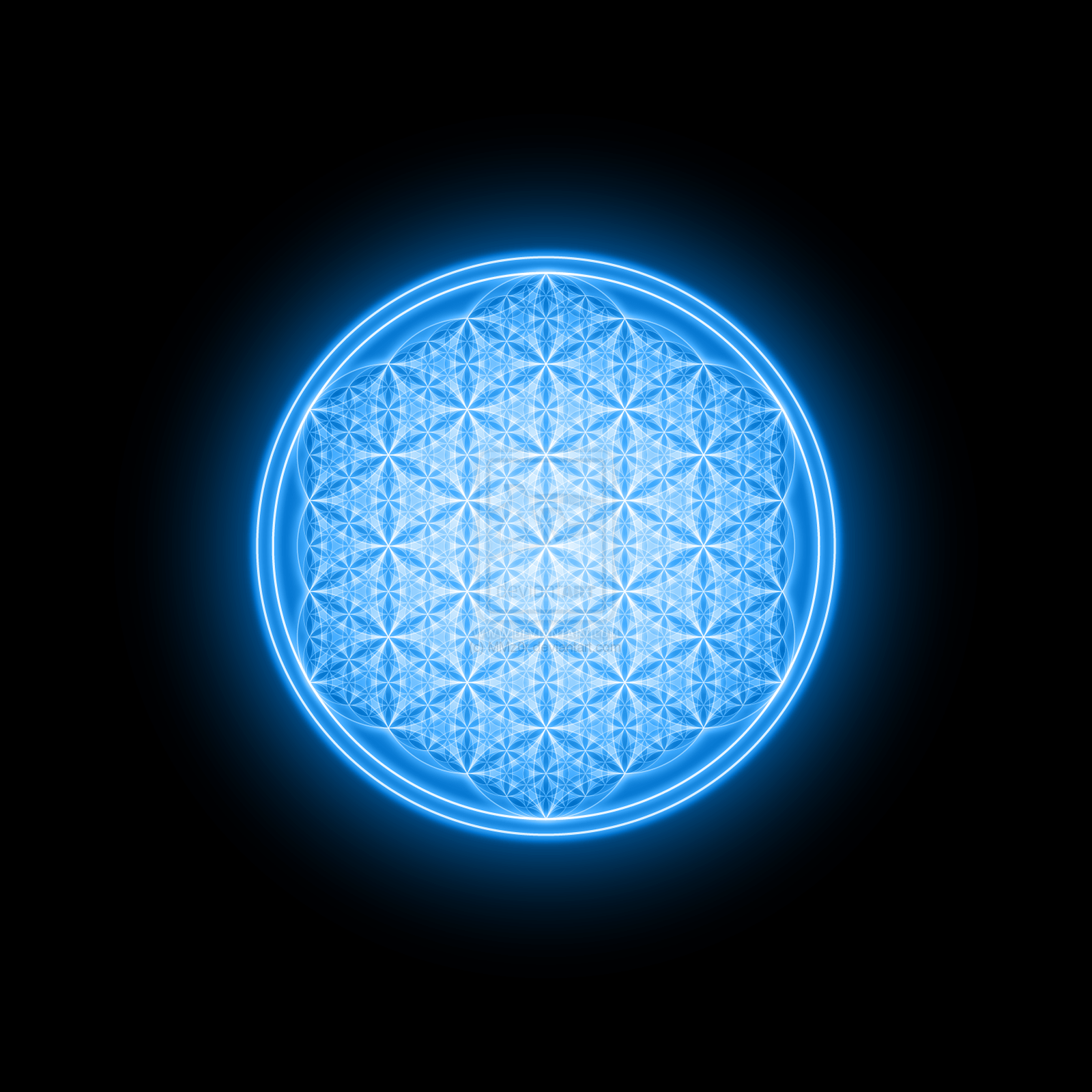 Flower Of Life Wallpaper Posted By Ethan Thompson