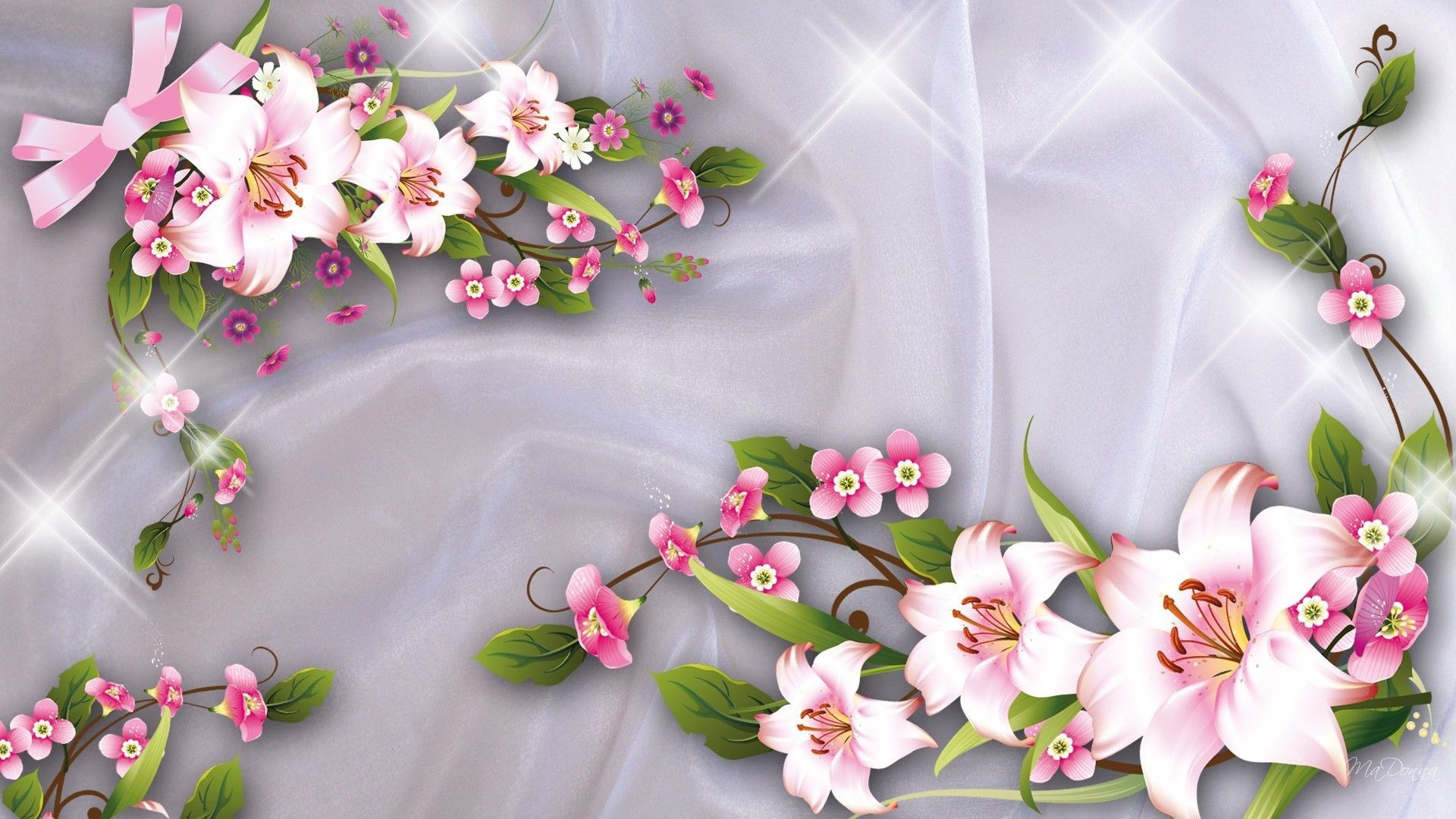 Flowers For Desktop Background Posted By Ryan Walker