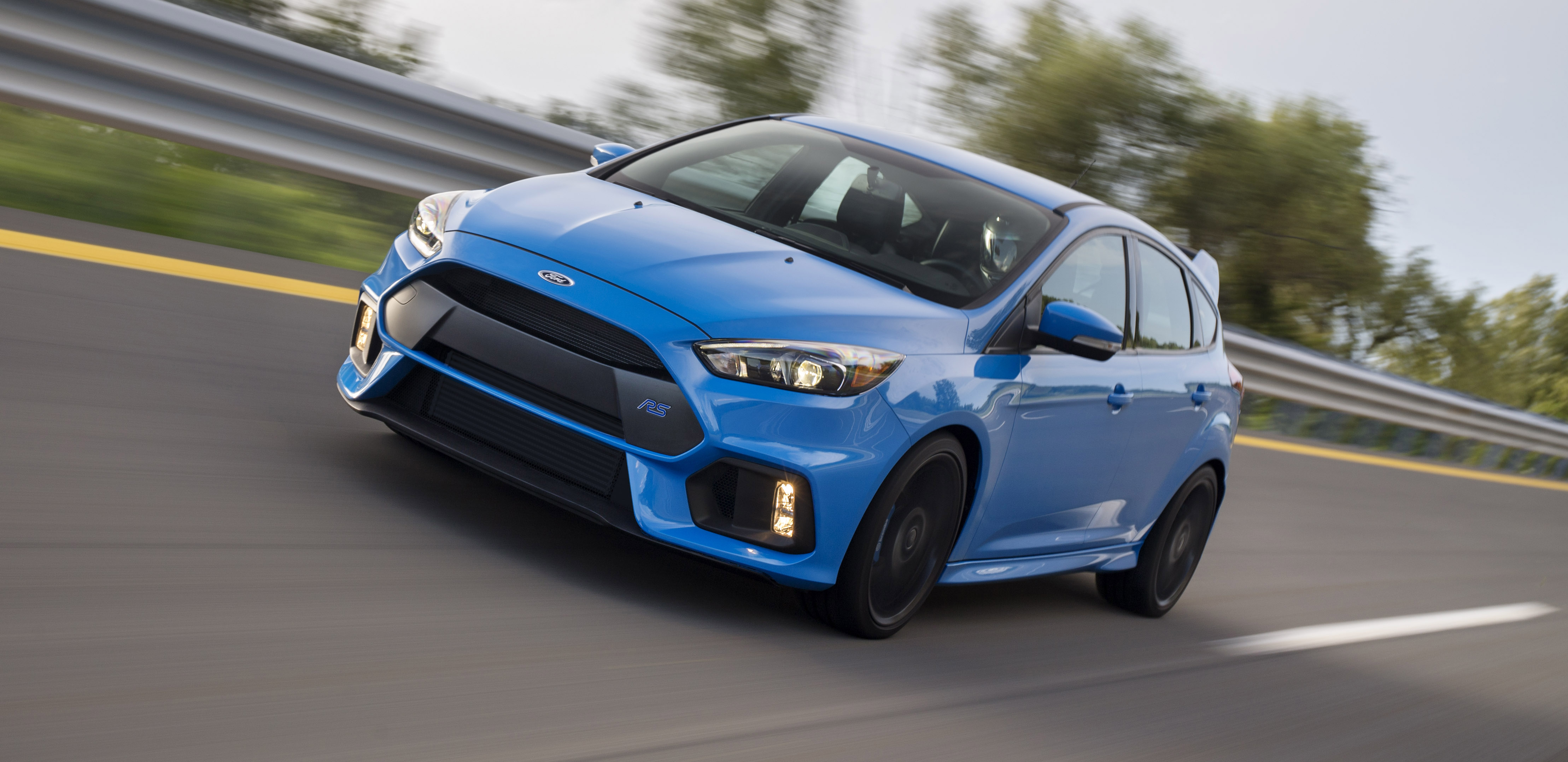 Focus Rs Wallpaper