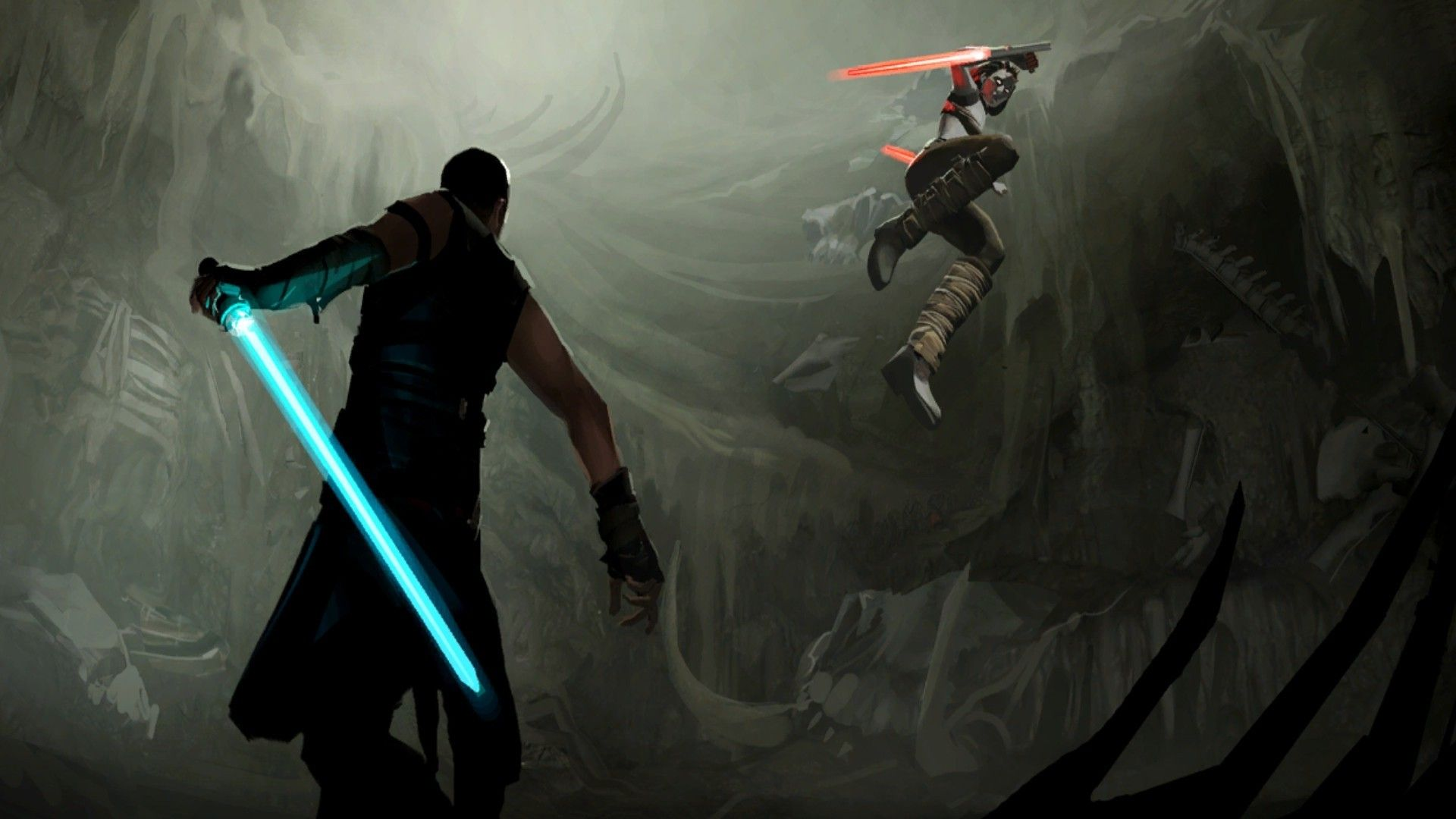 Star Wars The Force Unleashed Wallpaper 3969