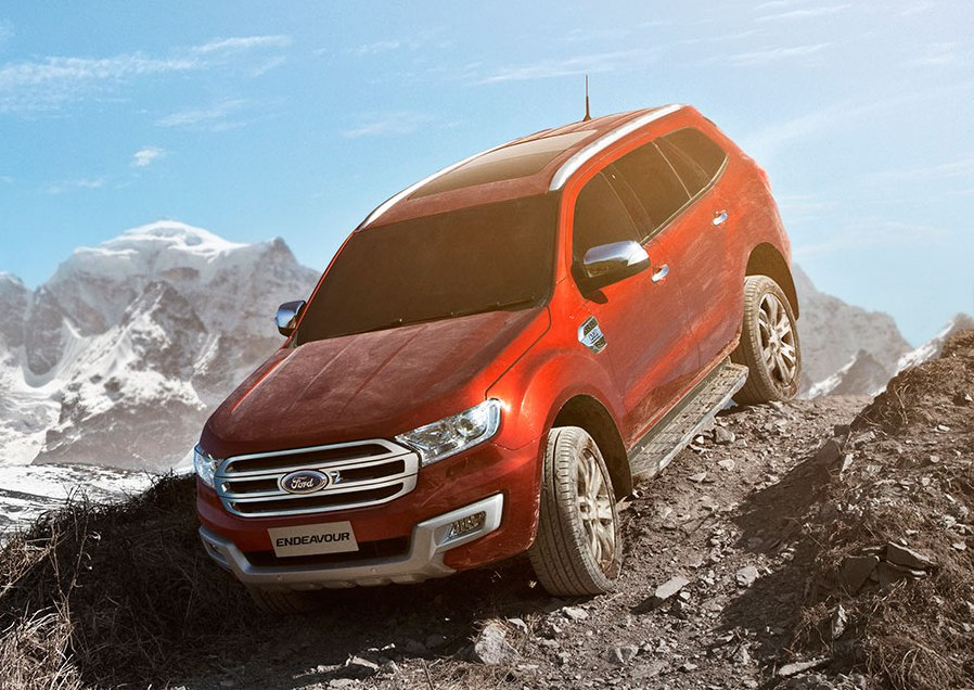 Ford Endeavour Wallpapers Posted By John Walker