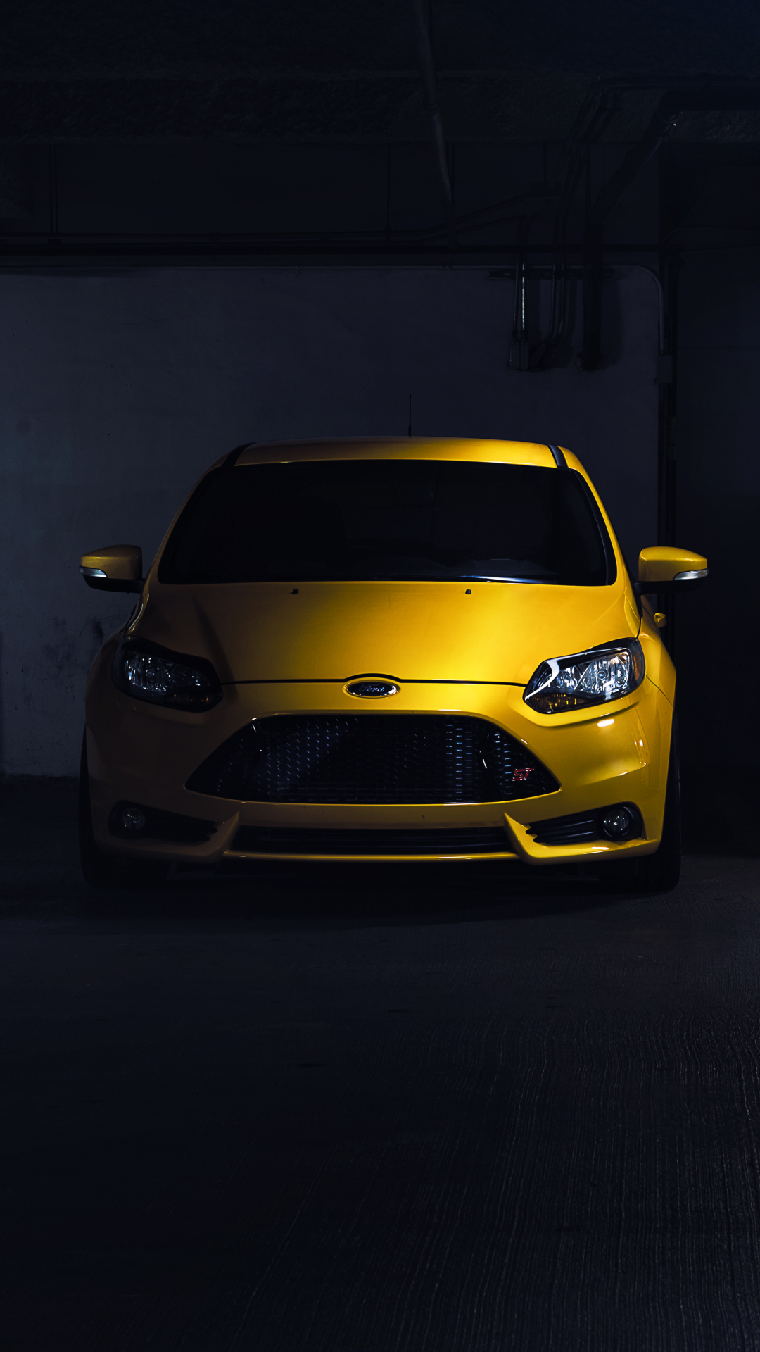 Ford Focus St Wallpapers Posted By Michelle Anderson