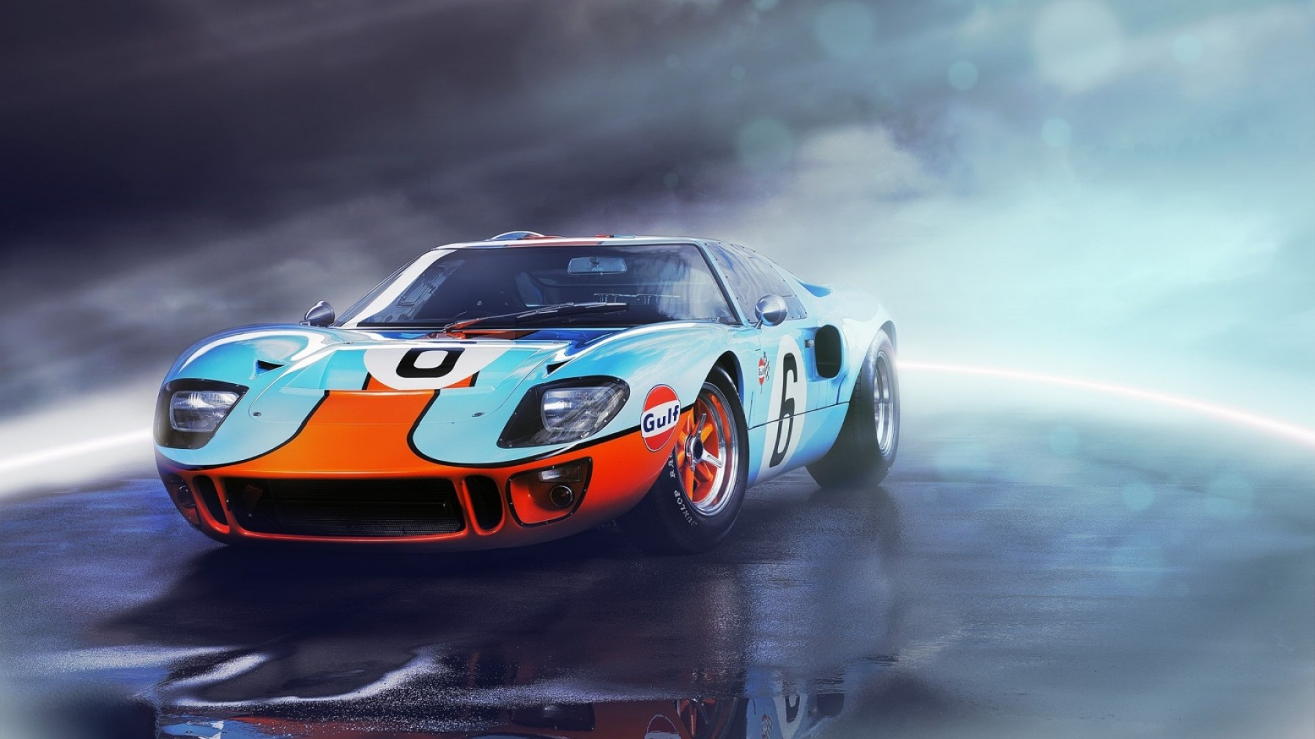 Ford Gt Wallpaper Posted By Ethan Cunningham