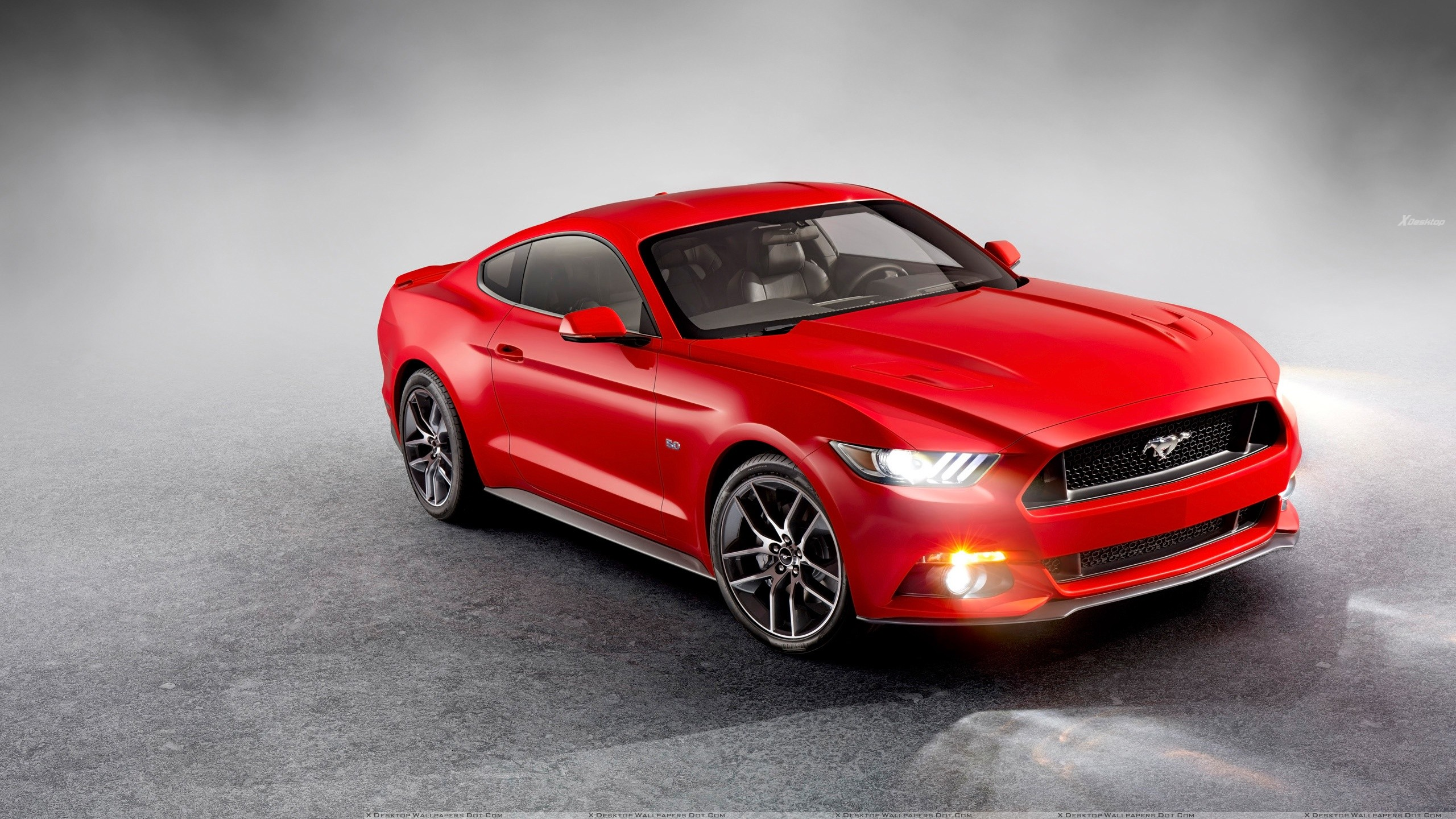 Ford Mustang Red Wallpapers Posted By Ryan Thompson