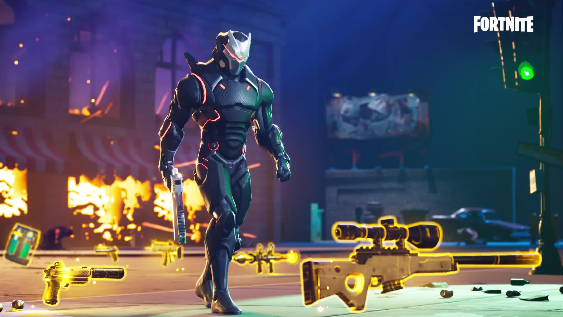 Fortnite Animated Wallpaper Posted By Zoey Tremblay