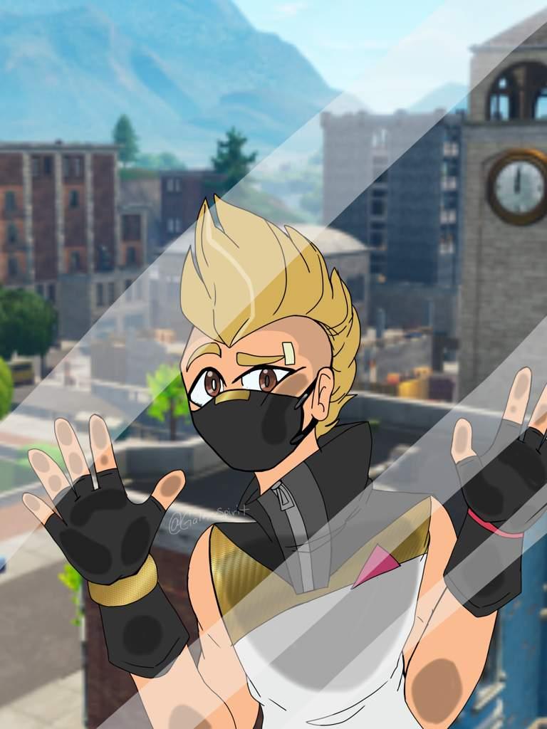 Fortnite Anime Posted By John Johnson