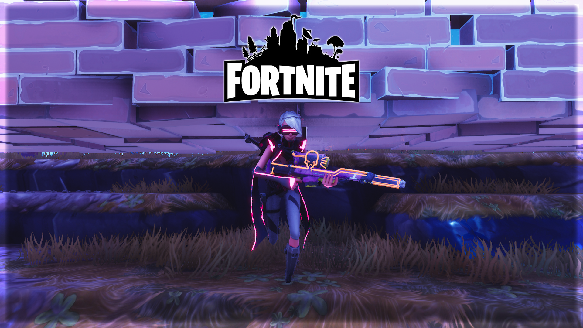 Fortnite Background Hd Posted By Zoey Thompson