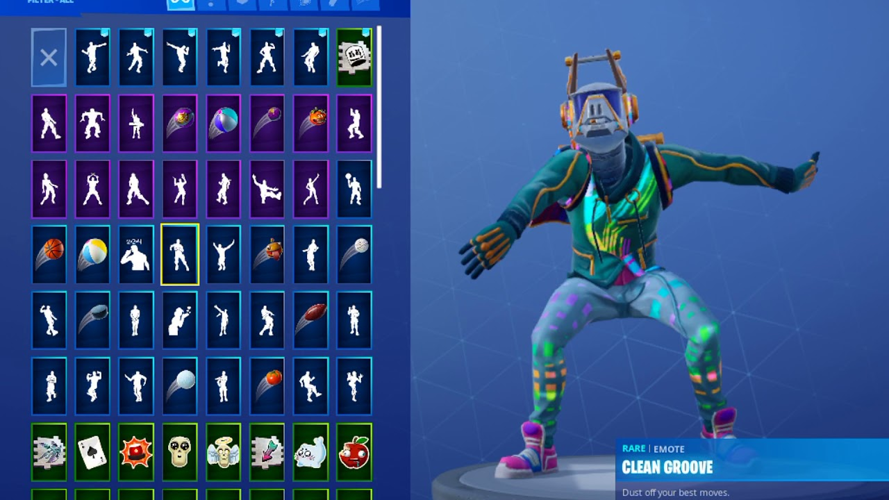 Fortnite Dances Wallpapers Posted By Michelle Tremblay