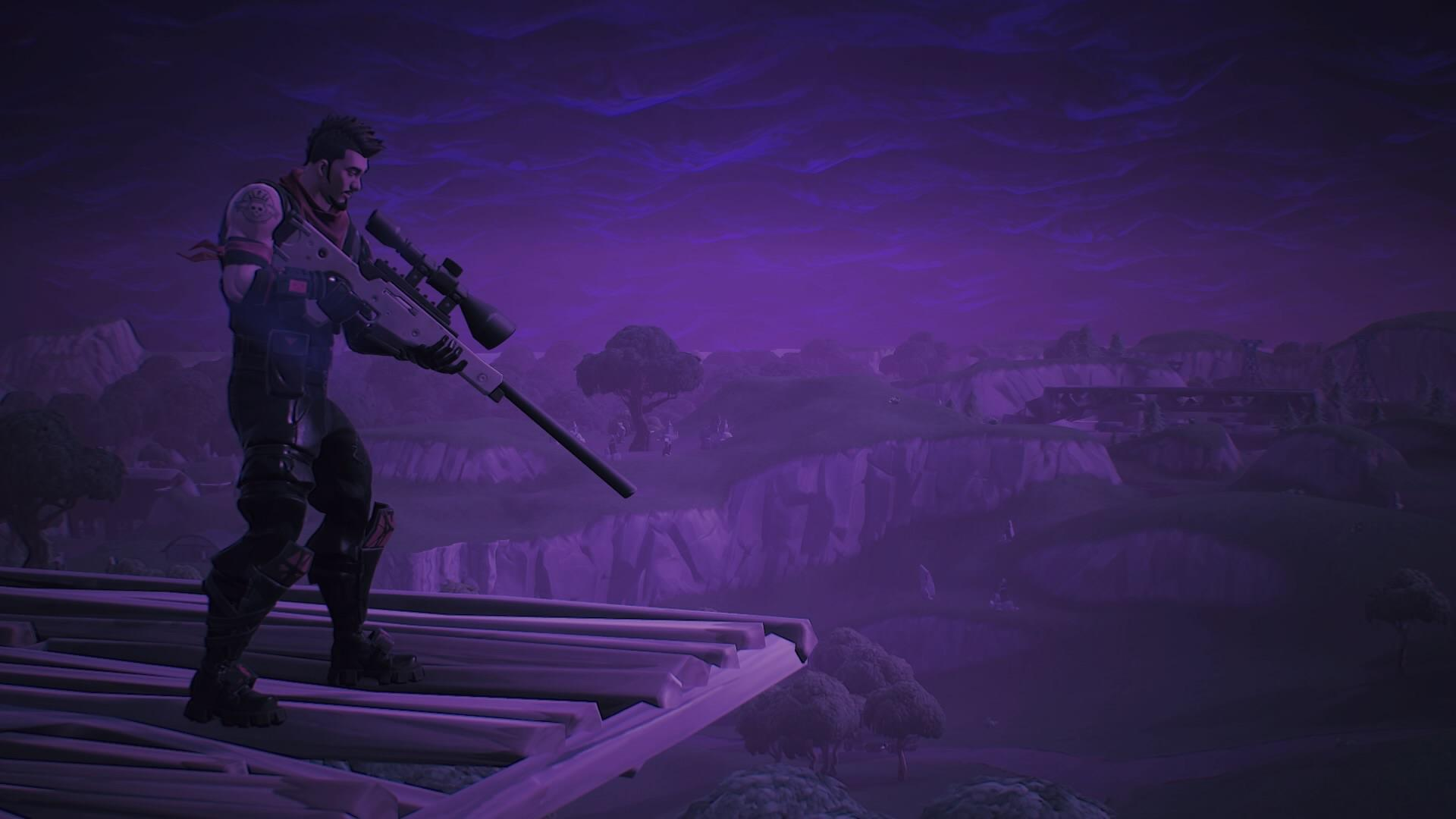 Fortnite Dark Voyager Wallpapers Posted By John Tremblay