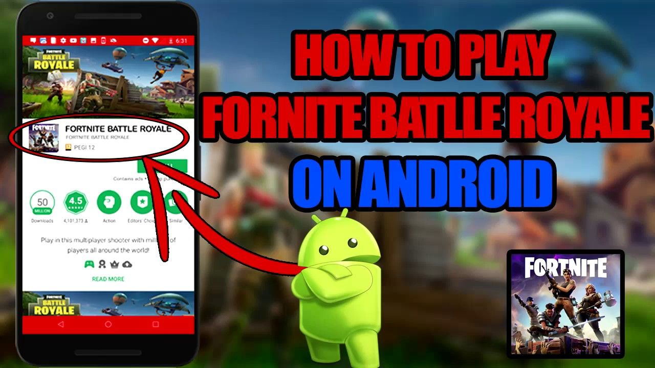 How To Download Fortnite Battle Royale On Android Fortnite For Android Download Posted By Ryan Sellers