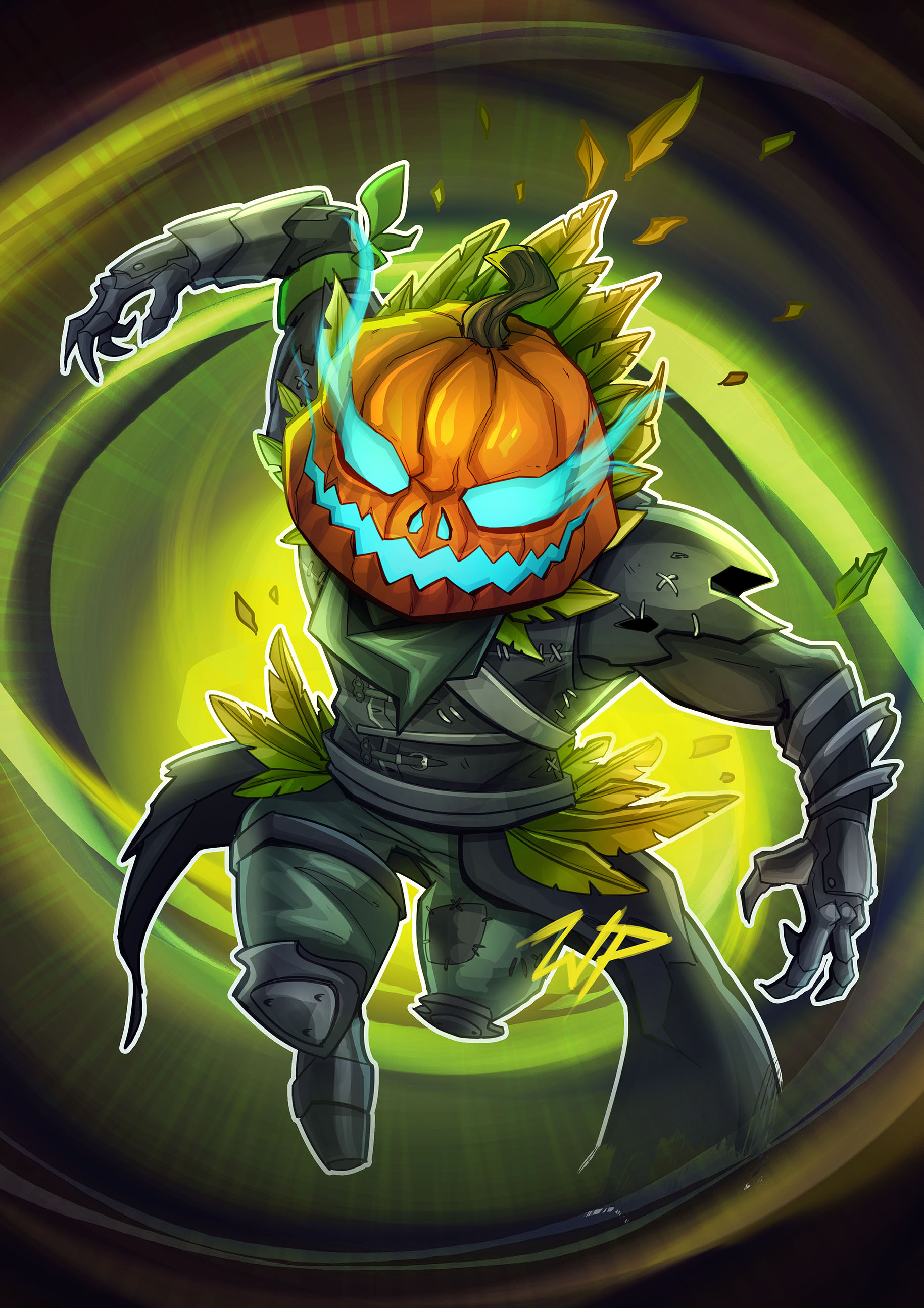 Fortnite Halloween Wallpaper Posted By Ryan Mercado
