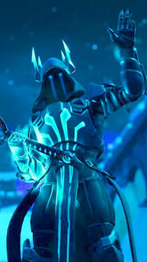 Fortnite Ice King Wallpaper Posted By Ryan Johnson