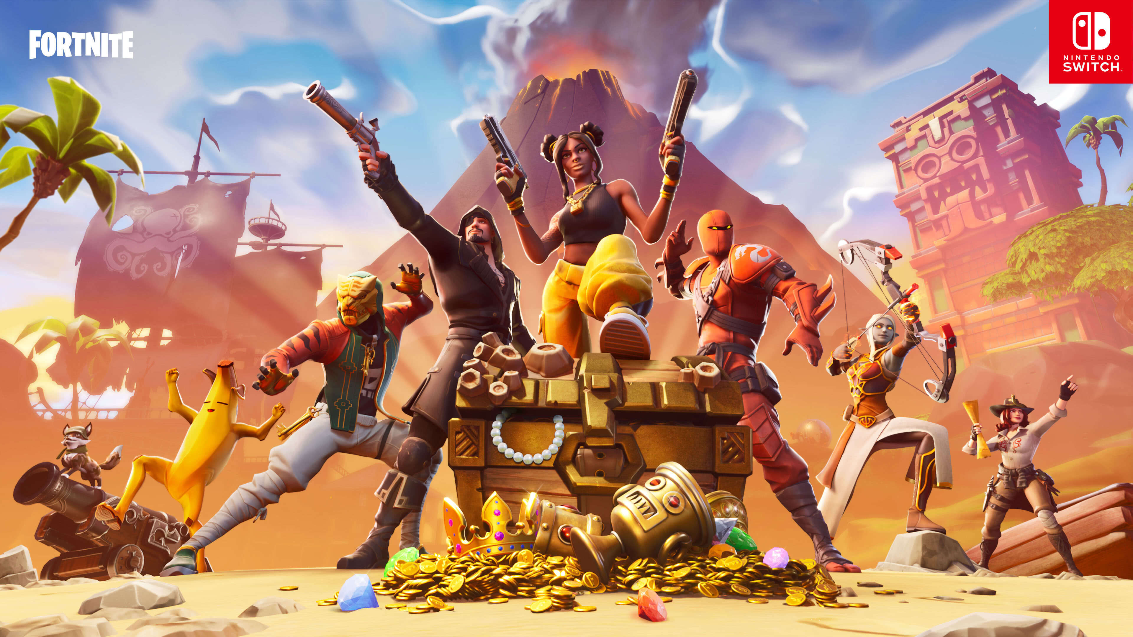 Fortnite In 4k Posted By Sarah Cunningham