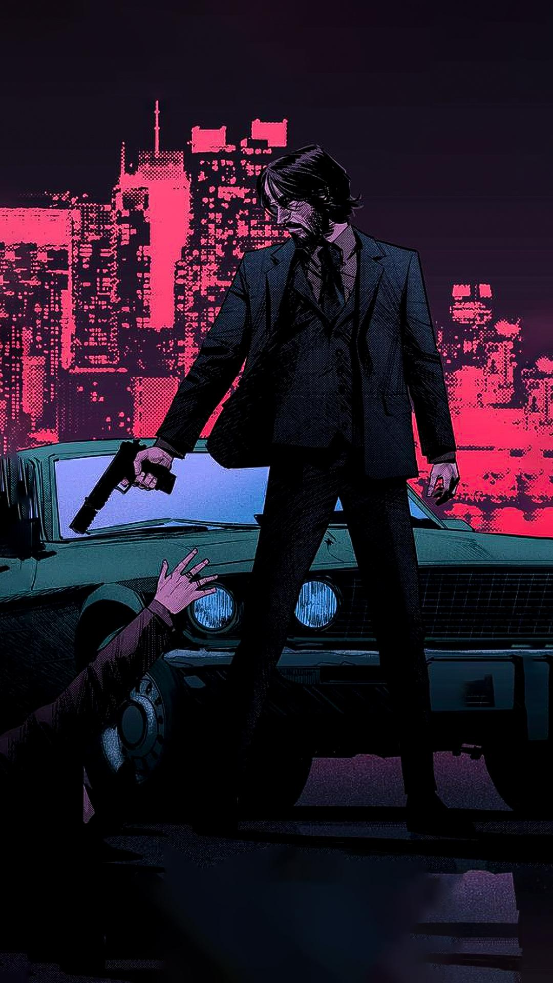 Fortnite John Wick Wallpapers Posted By Zoey Johnson