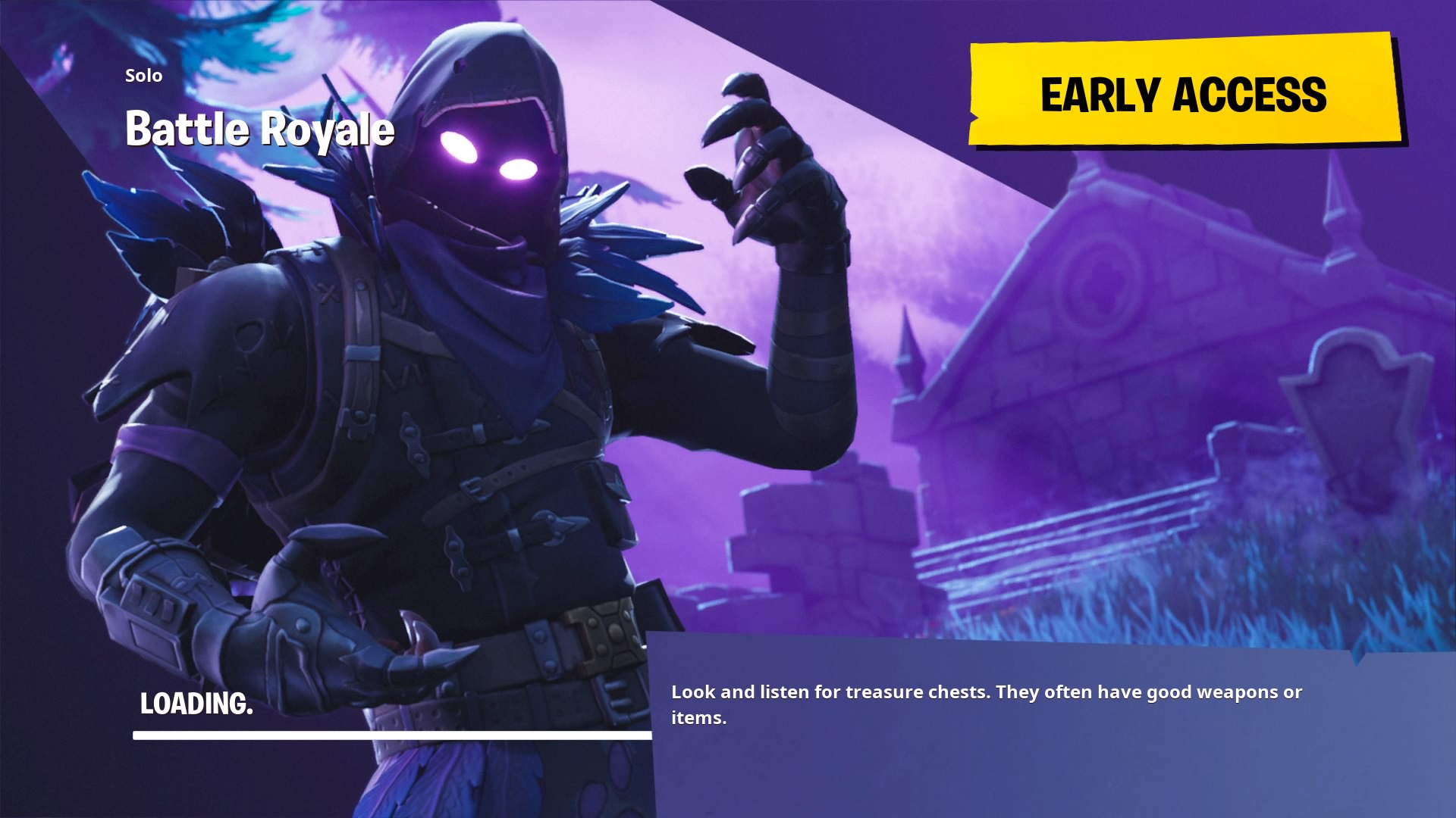 Fortnite Loading Screen Wallpaper Posted By Michelle Tremblay