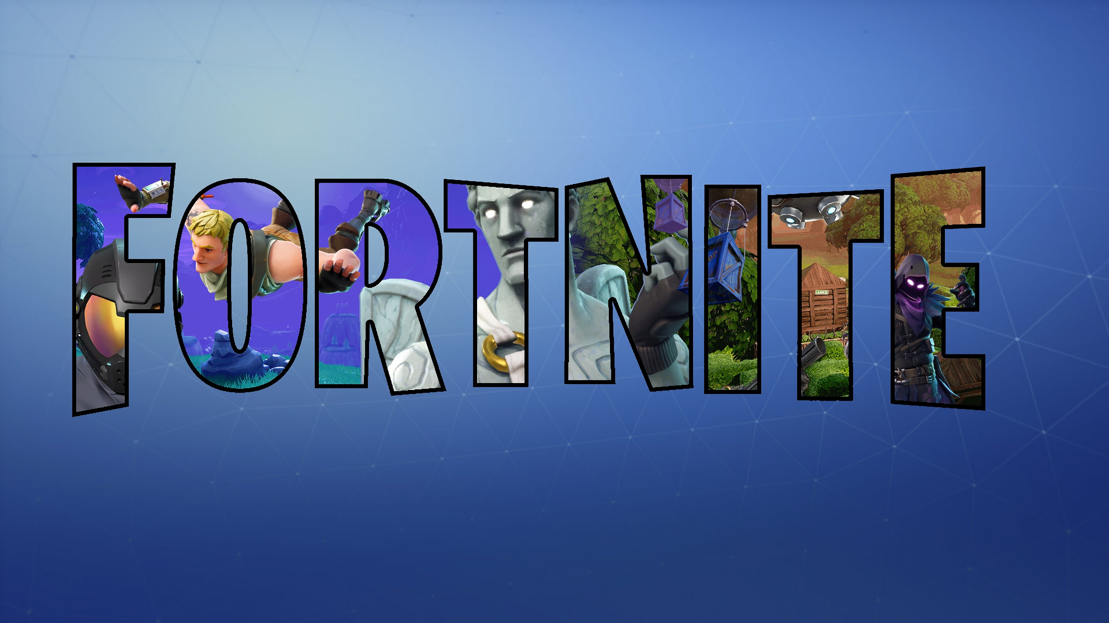 Fortnite Logo Hd Posted By Sarah Sellers