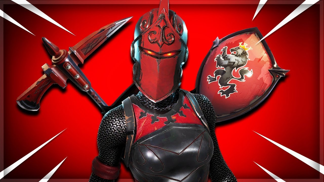 Fortnite Red Knight Wallpaper Posted By Sarah Thompson