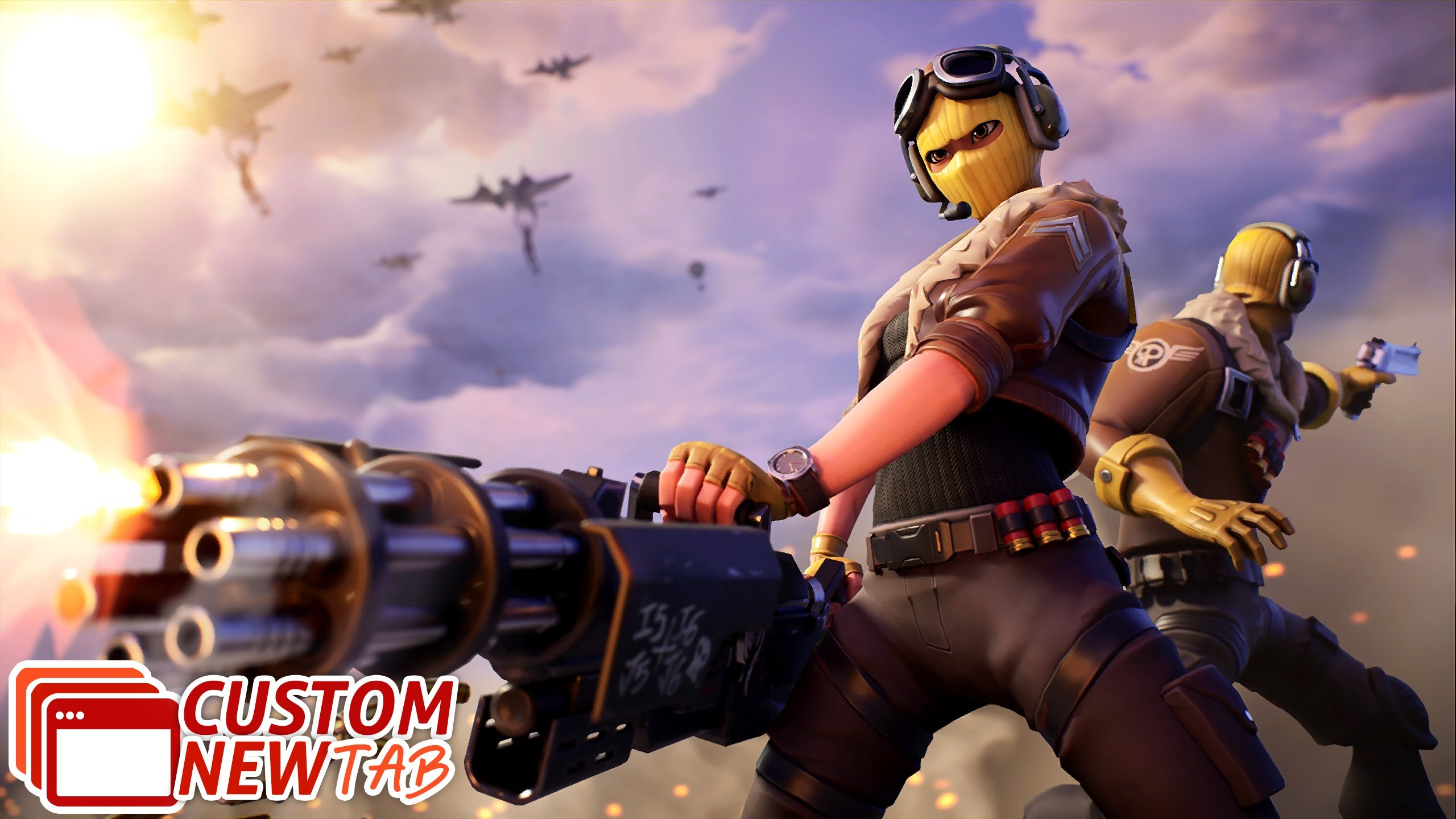 Fortnite Save The World Background Posted By Zoey Peltier
