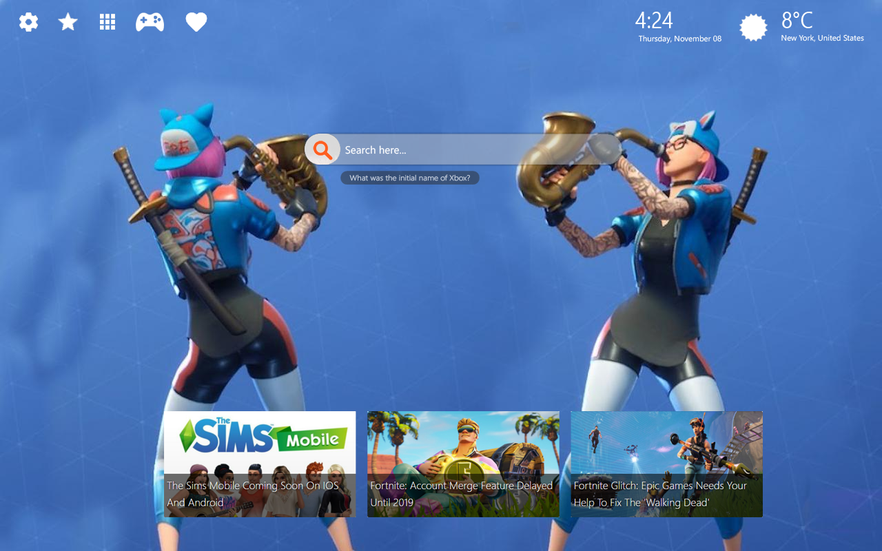 Fortnite Season 4 Wallpapers Posted By Michelle Anderson