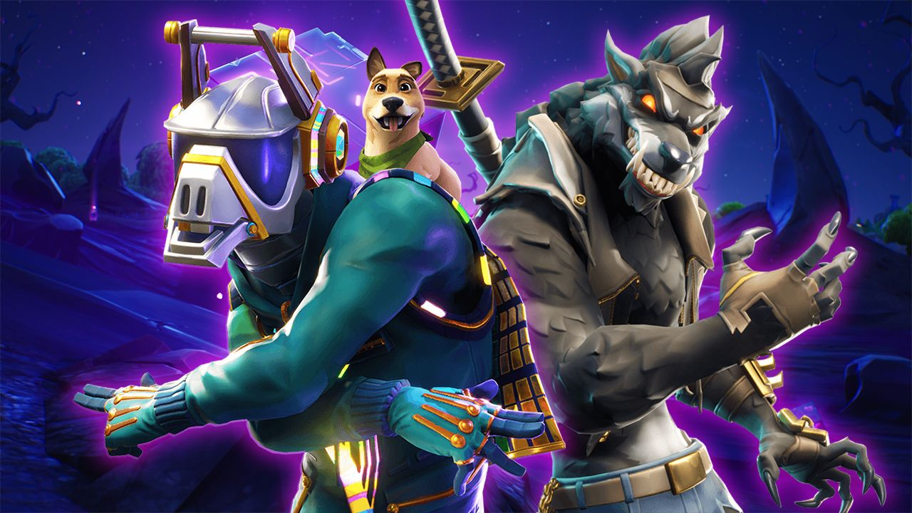 Fortnite Season 7 Wallpapers Posted By Michelle Mercado