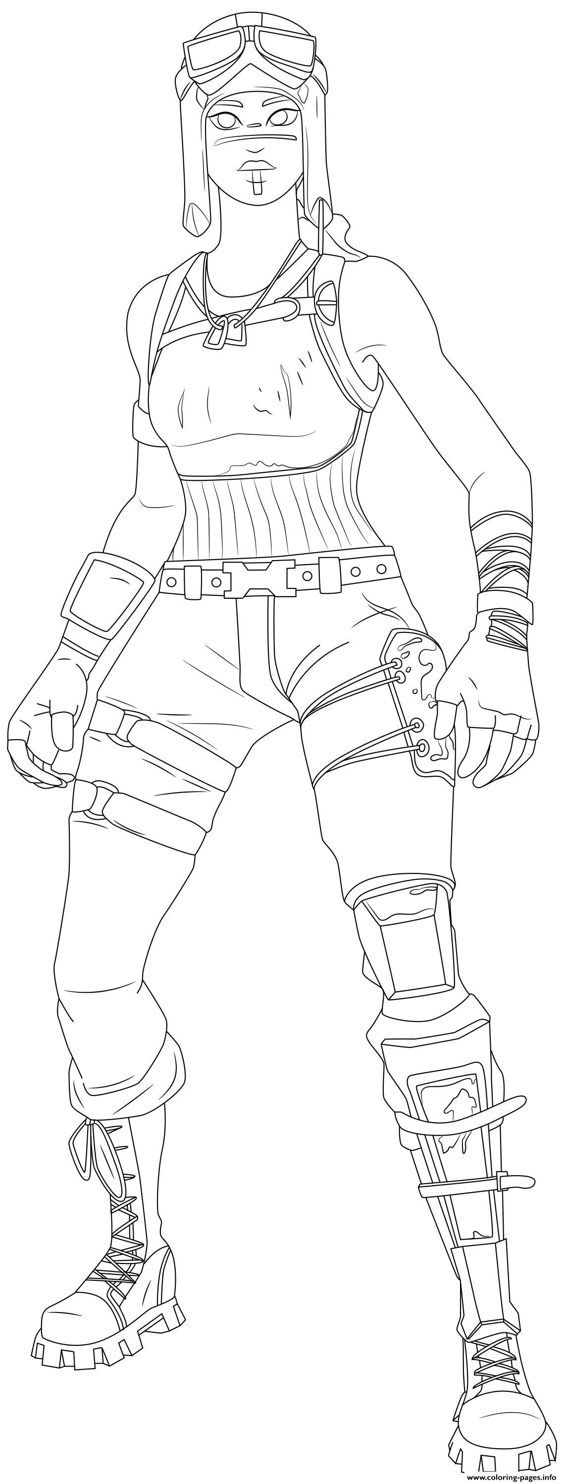 16 Free Printable Fortnite Coloring Pages - 1NZA   2994x1139