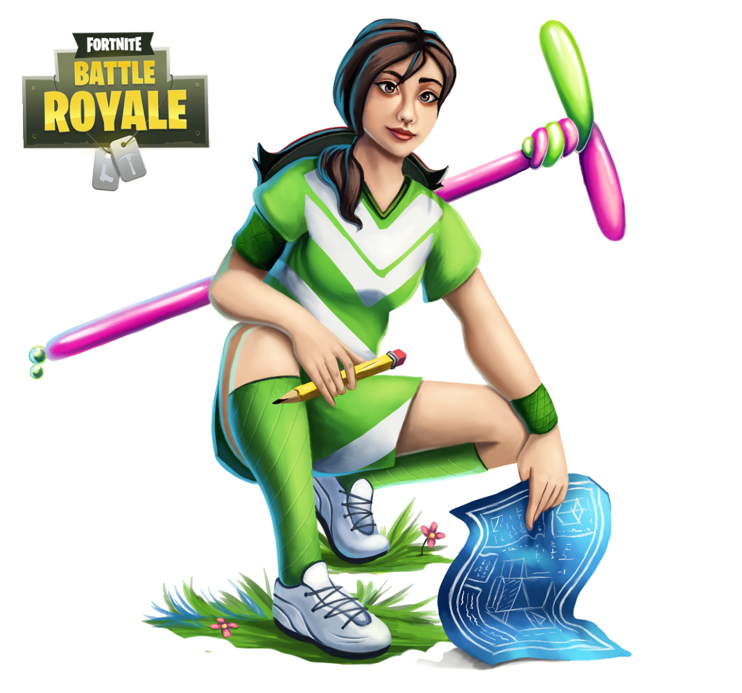 Fortnite Soccer Skin Png Posted By Ethan Mercado