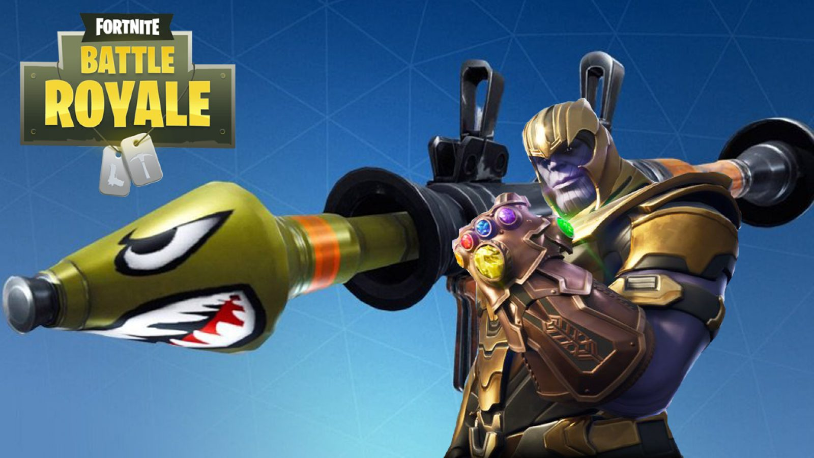 Fortnite Thanos Wallpapers Posted By Christopher Simpson