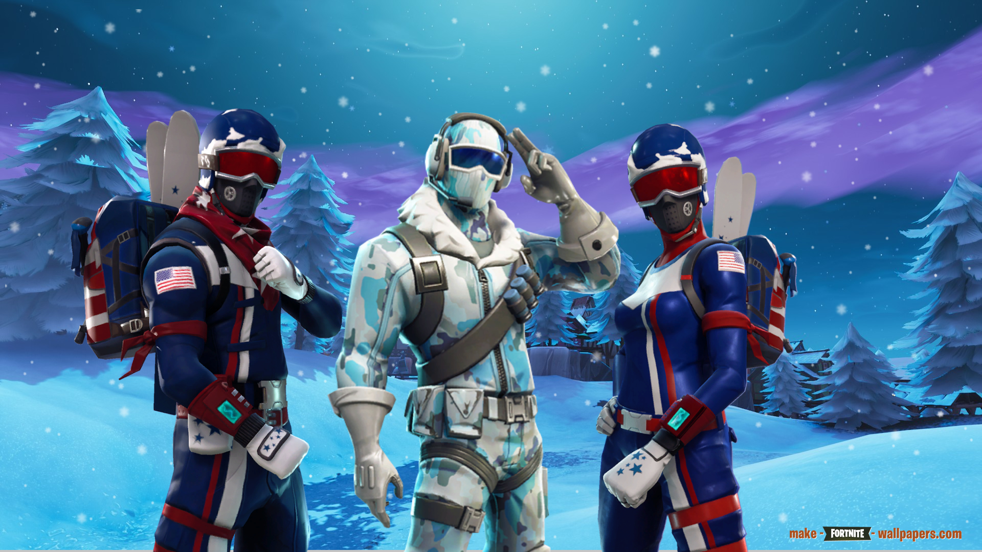 Fortnite Wallpaper Computer Posted By Zoey Thompson