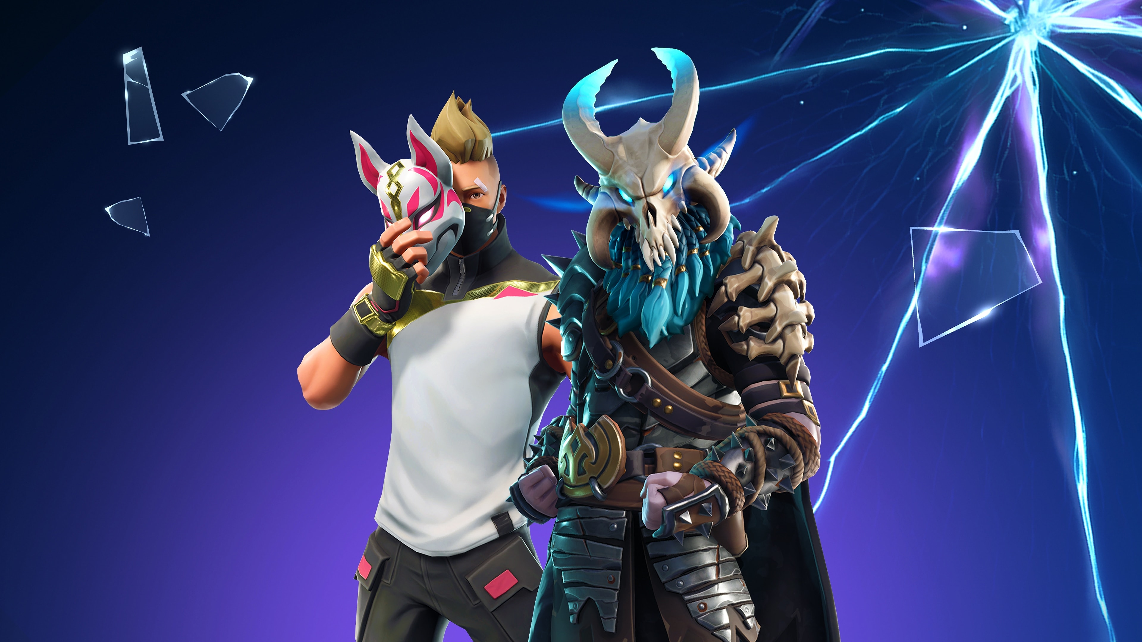 Fortnite Wallpaper For Pc Posted By Ethan Anderson
