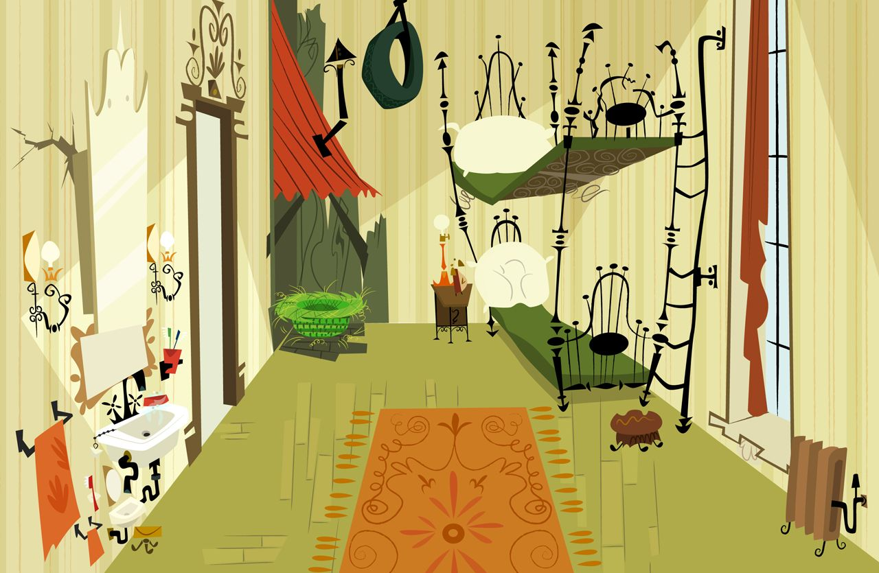 Fosters Home For Imaginary Friends Background