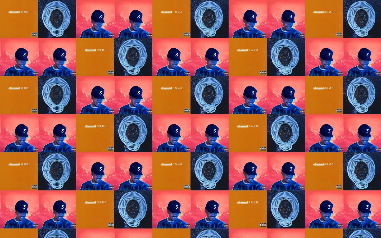 Frank Ocean Childish Gambino Chance Rapper Wallpaper A Tiled