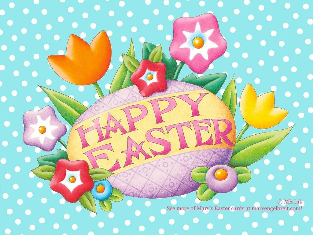 Free Easter Wallpaper For Desktop Posted By Sarah Mercado