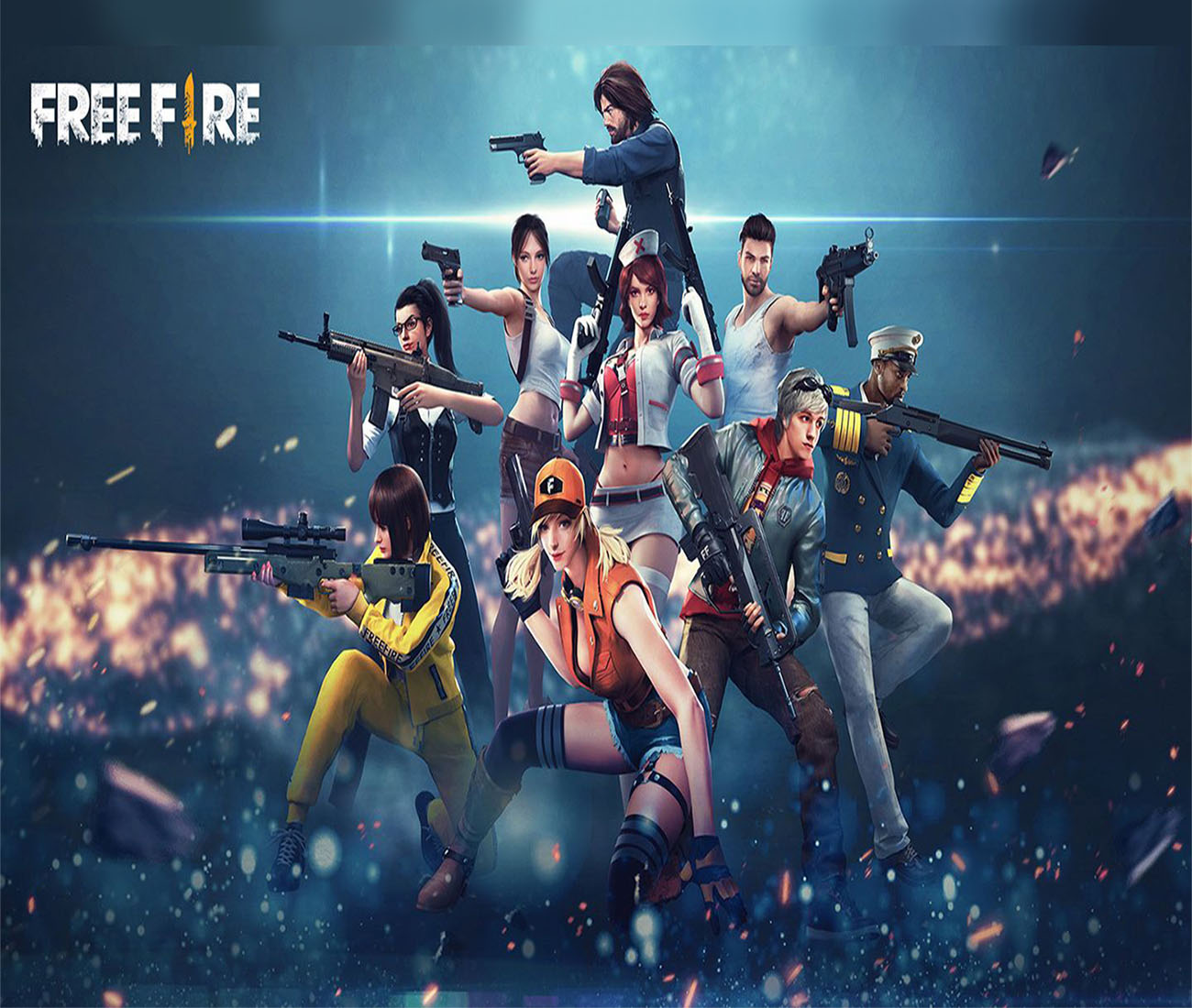 Free Fire Background Posted By Michelle Anderson